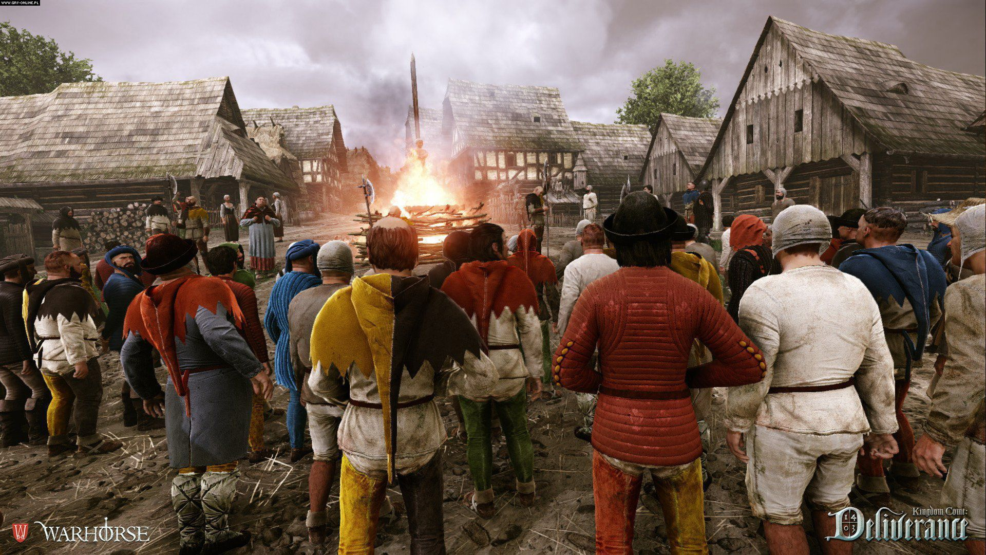 Kingdom Come Deliverance Wallpapers HD