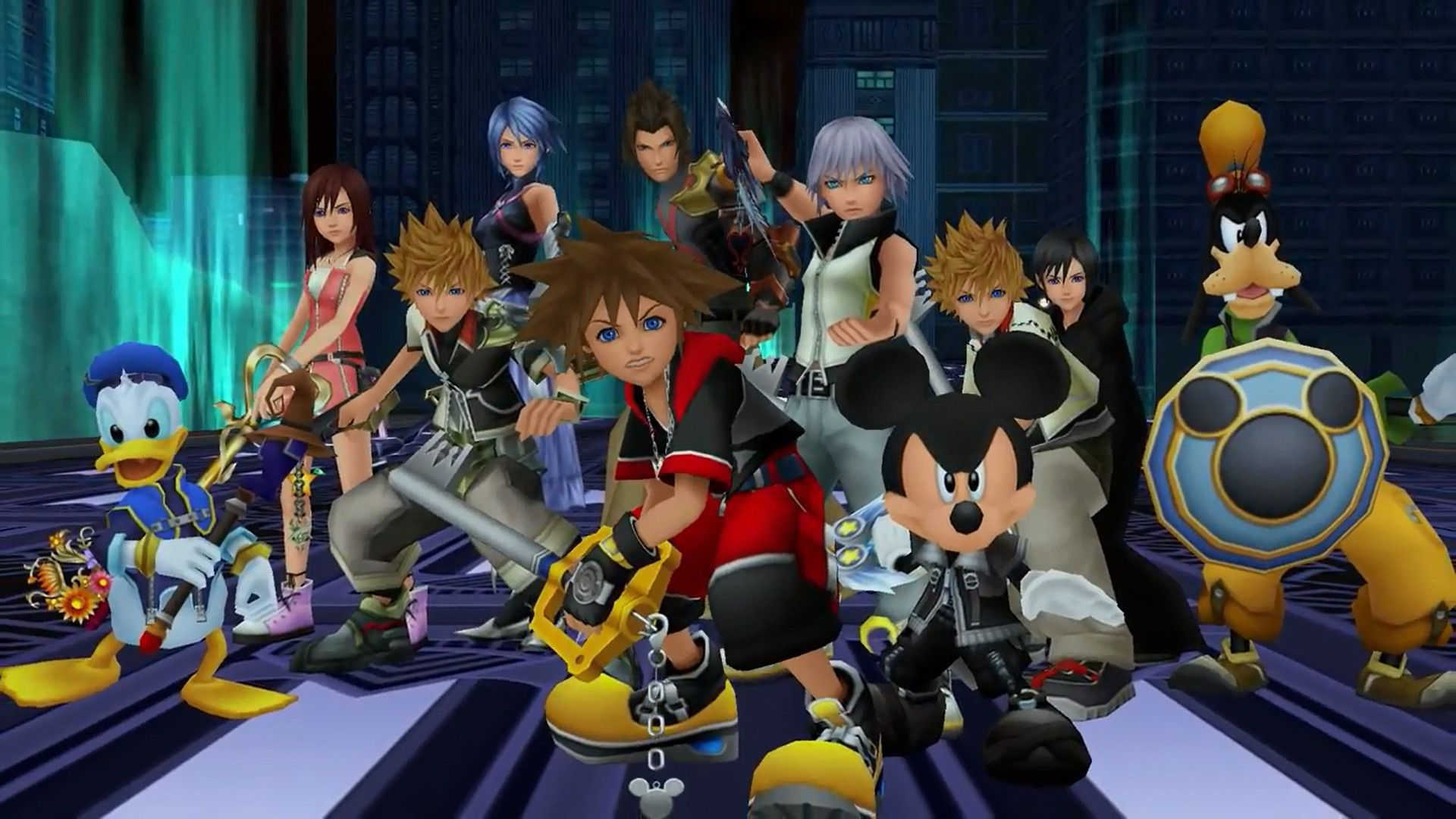 Kingdom Hearts 3 Beautiful