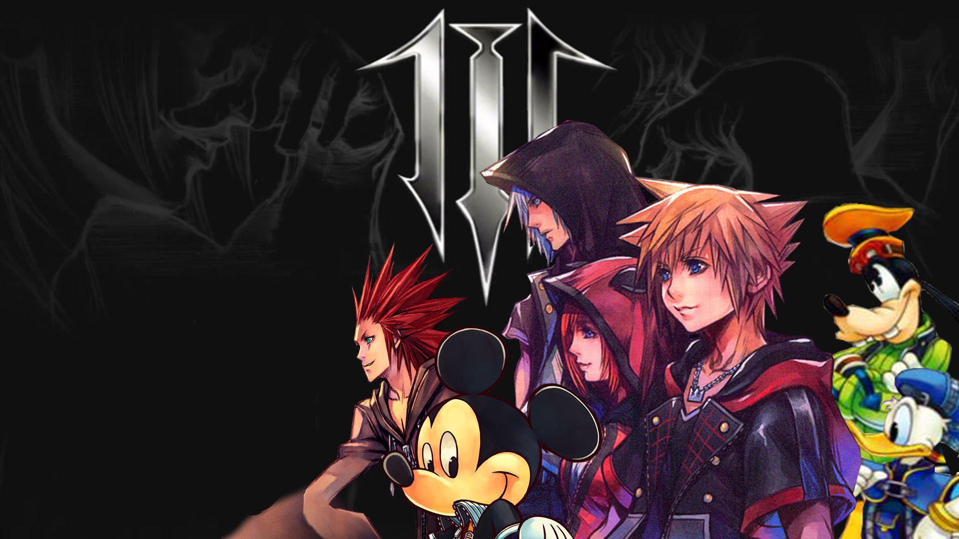 Kingdom Hearts 3 Computer Wallpaper