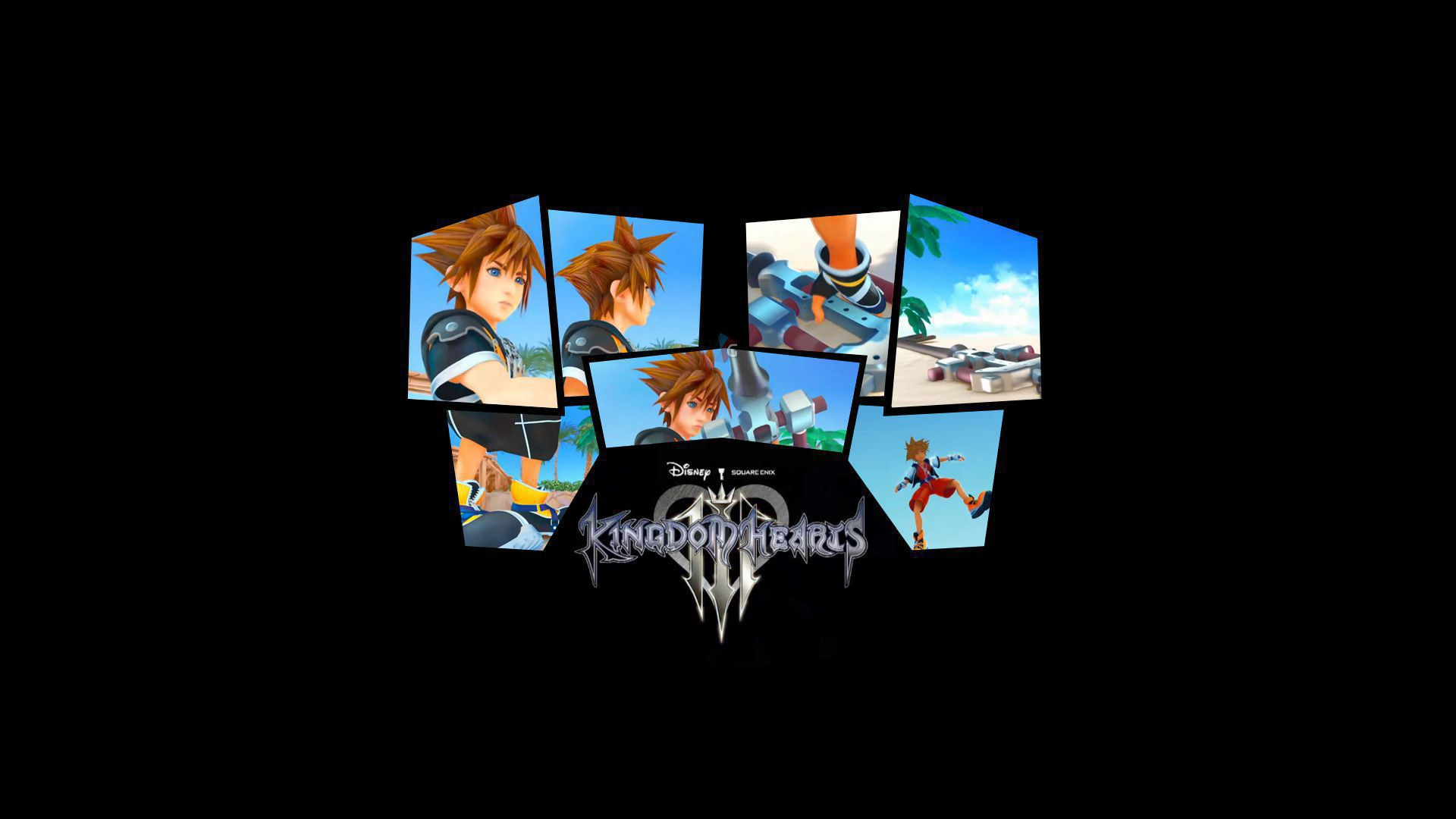 Kingdom Hearts 3 Gallery