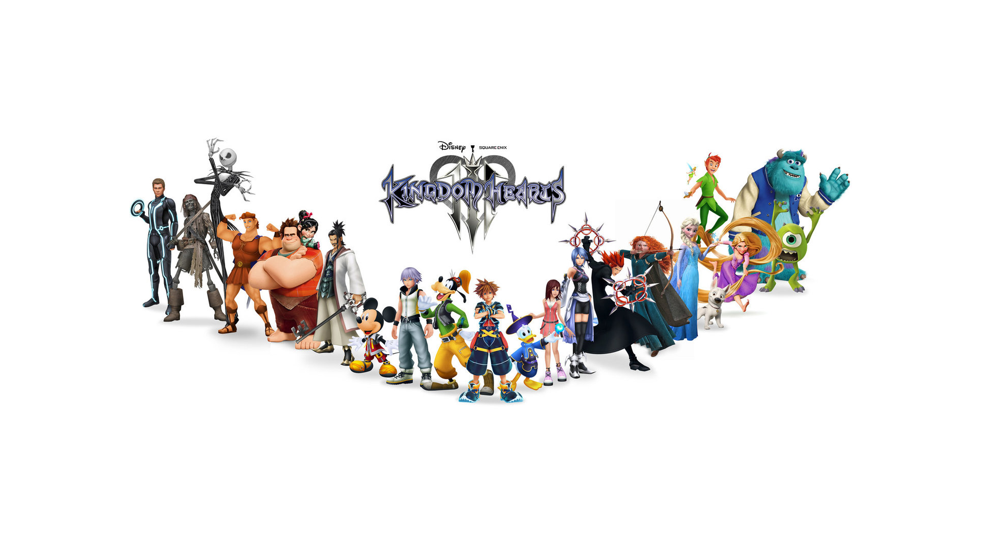 Kingdom Hearts 3 Wallpaper