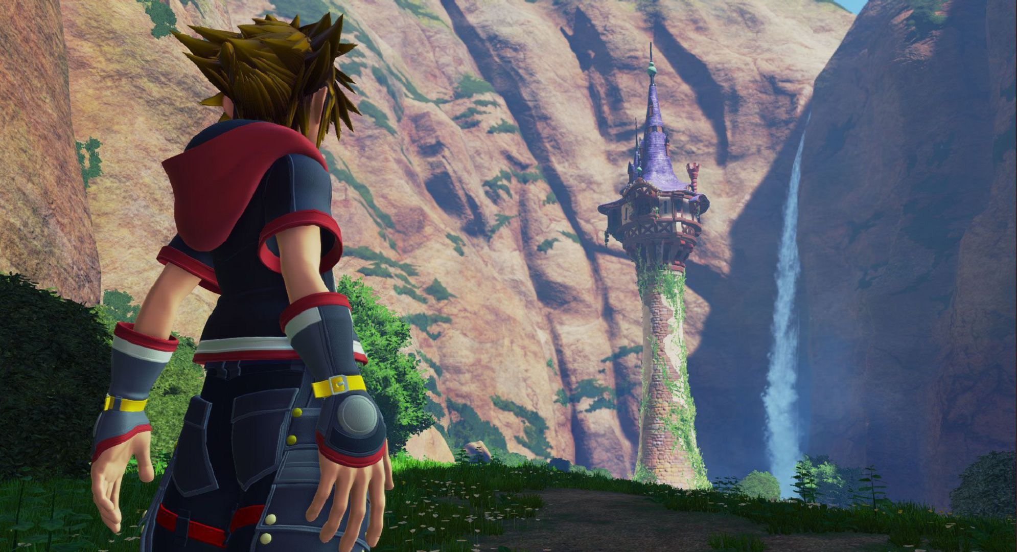 Kingdom Hearts 3 In High Resolution
