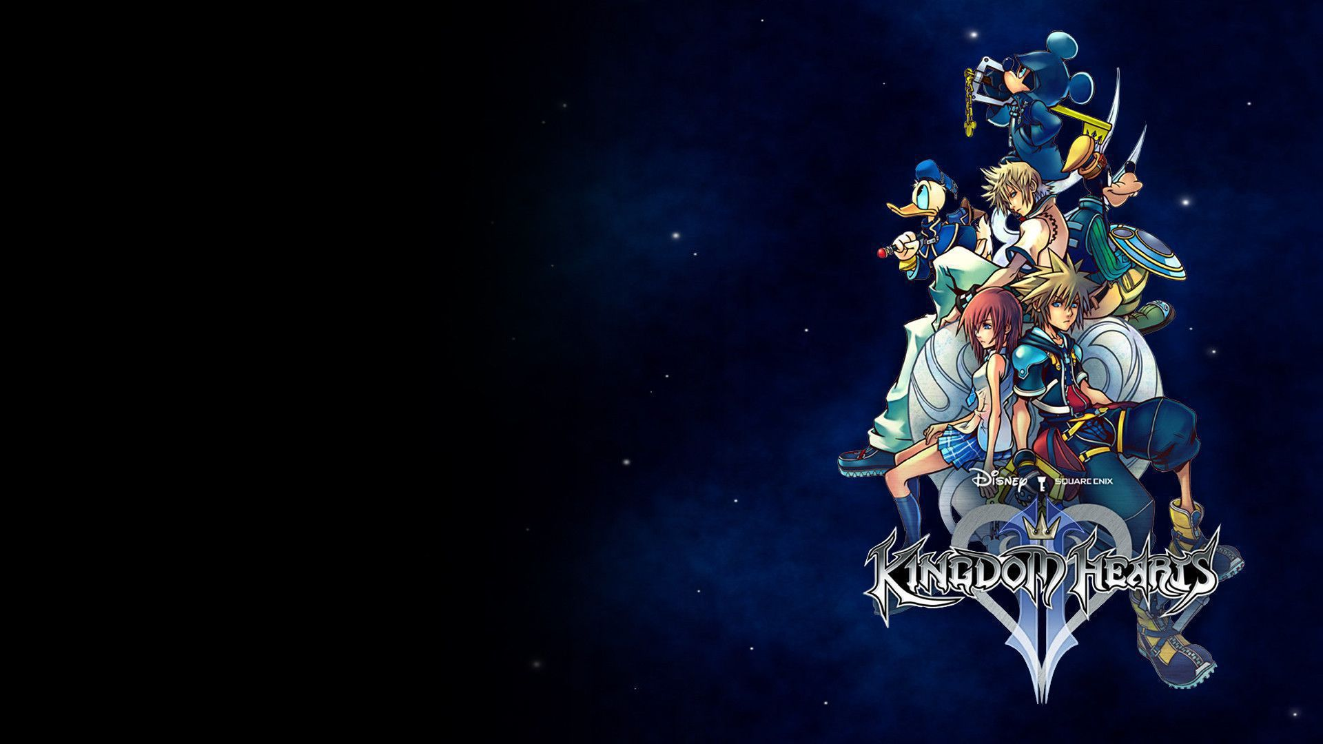 Kingdom Hearts 3 Wallpaper Pack