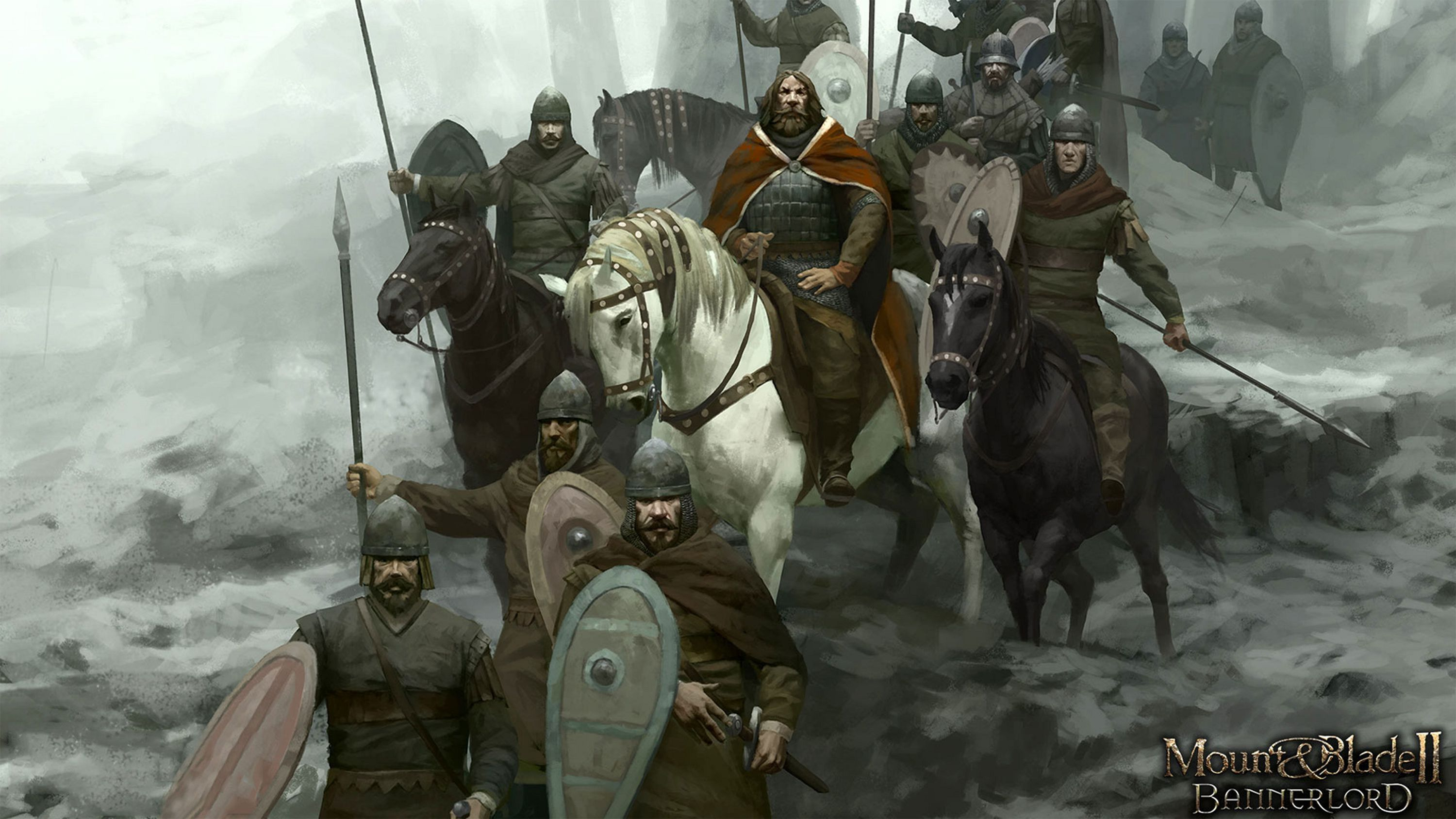Mount Blade 2 Bannerlord High Quality Wallpapers