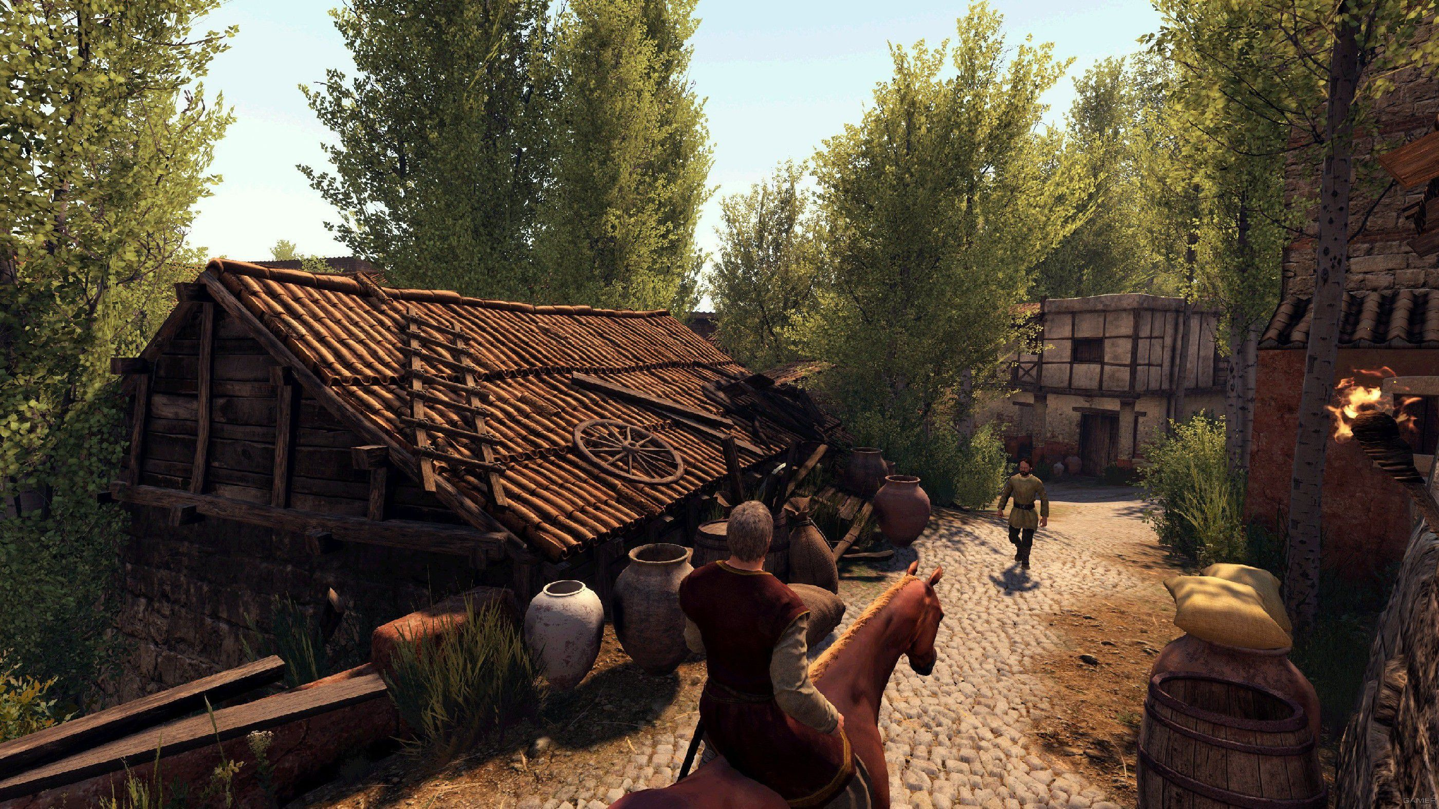 Mount Blade 2 Bannerlord In High Resolution