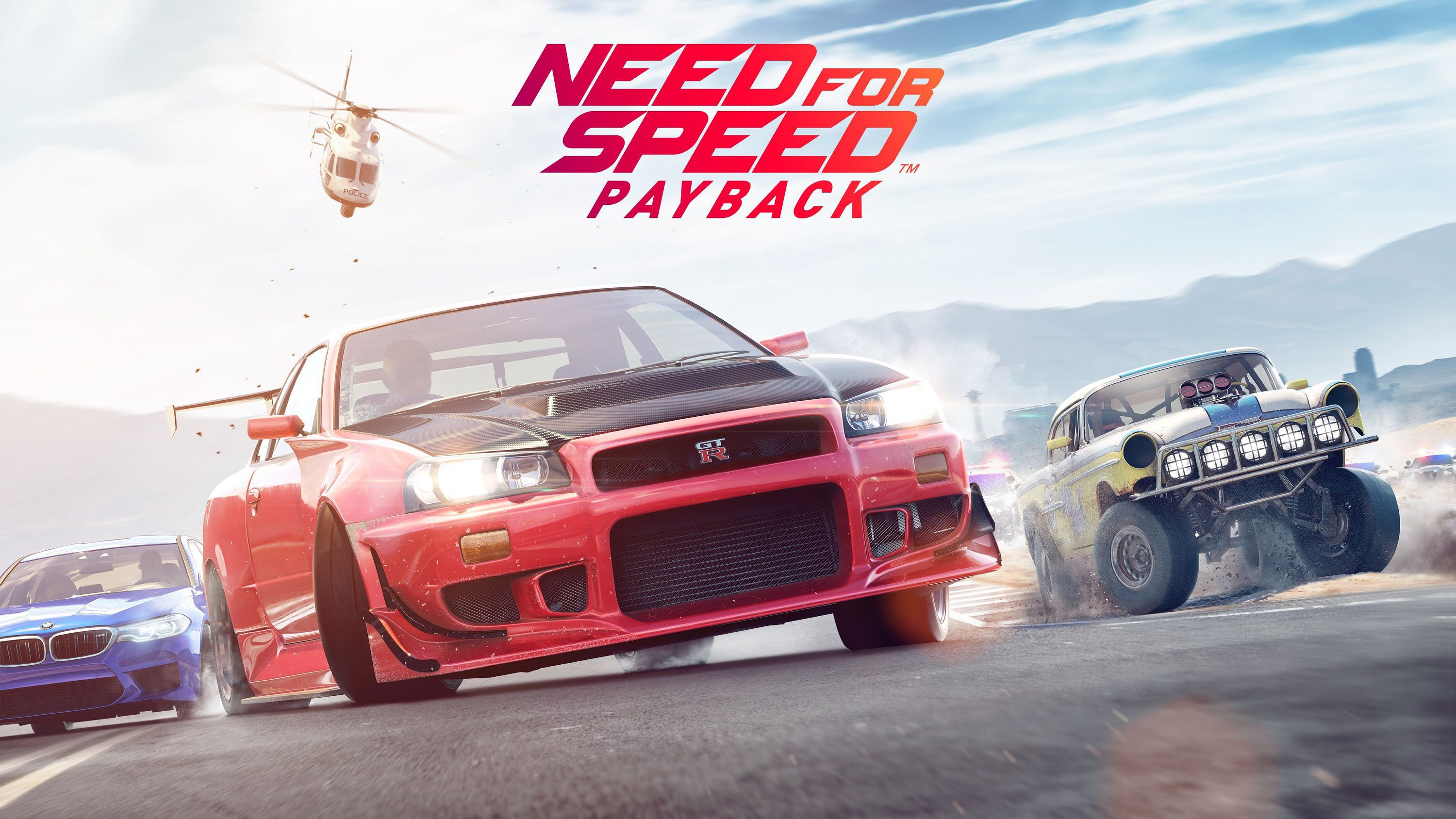 Need For Speed Payback Computer Wallpaper