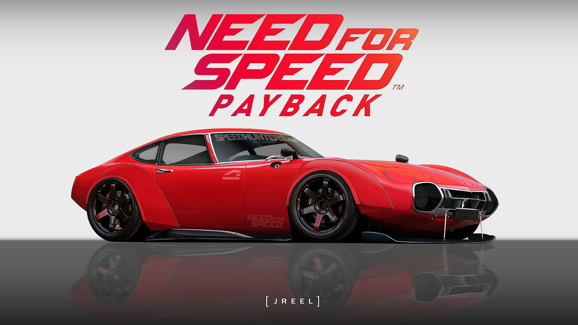 Need For Speed Payback Gallery