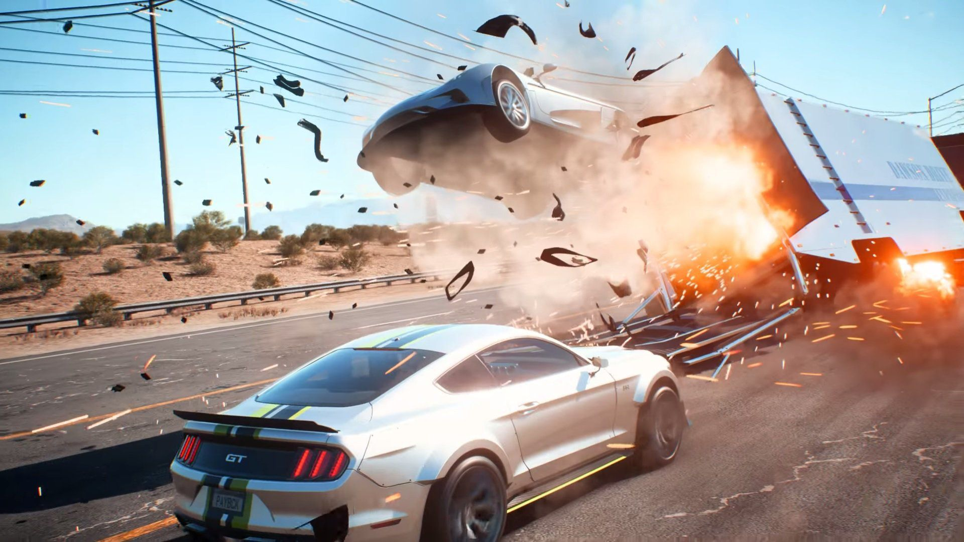 Need For Speed Payback High Quality Wallpapers