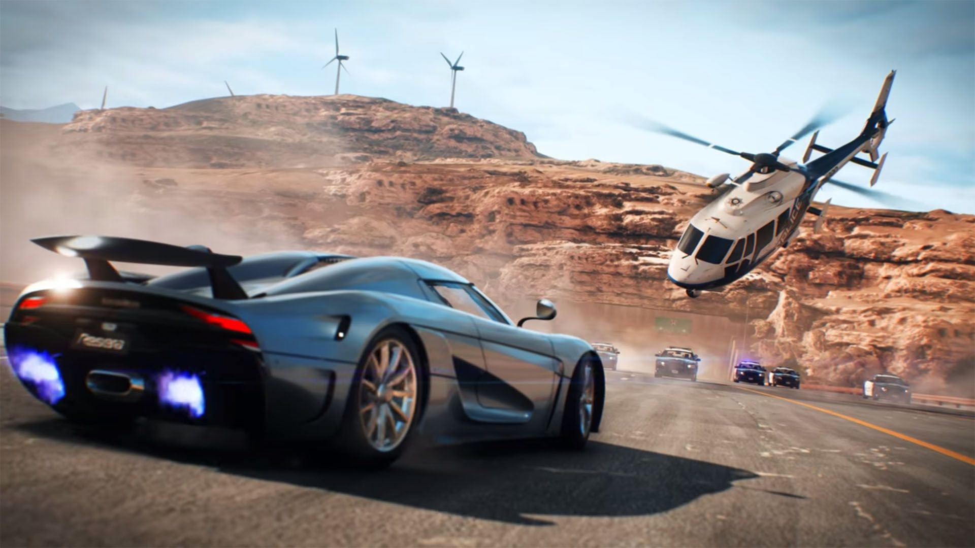 Need For Speed Payback Images