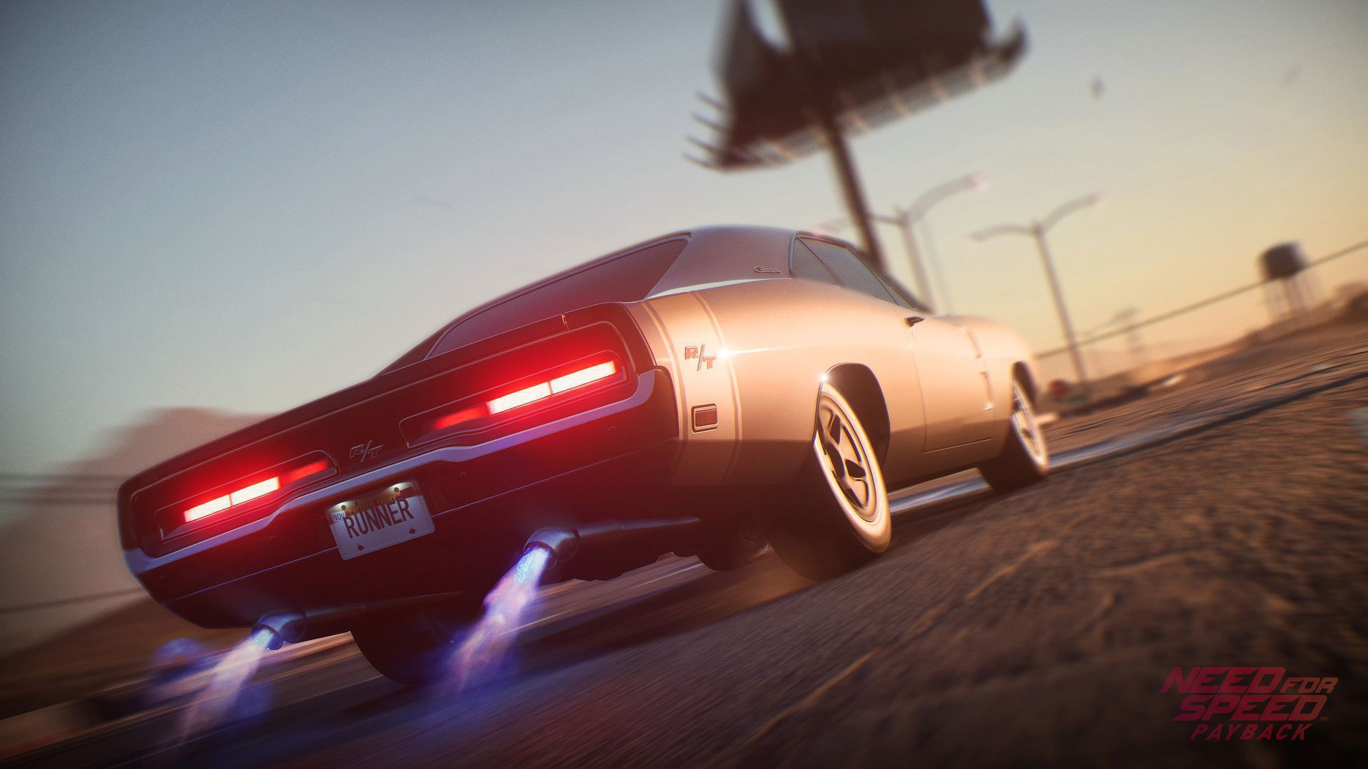 Need For Speed Payback Wallpaper Pack