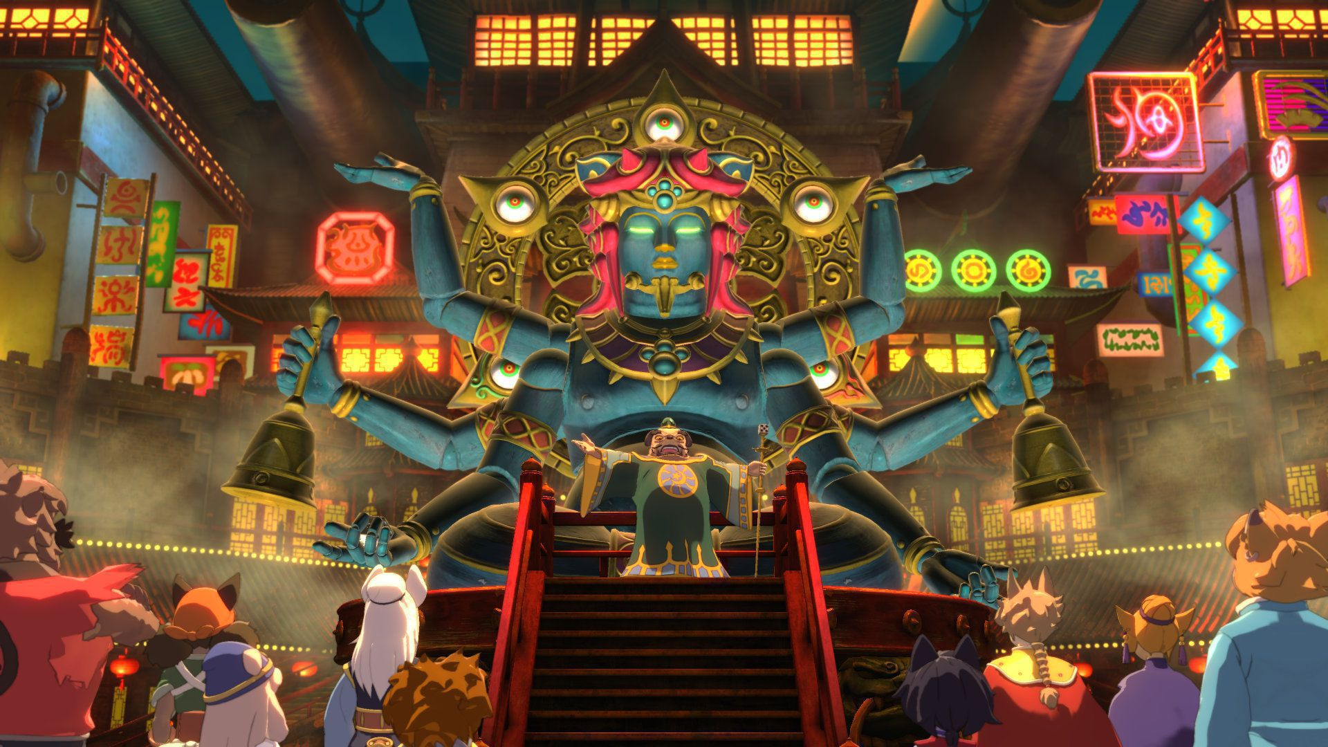 Ni No Kuni 2 Revenant Kingdom Gallery