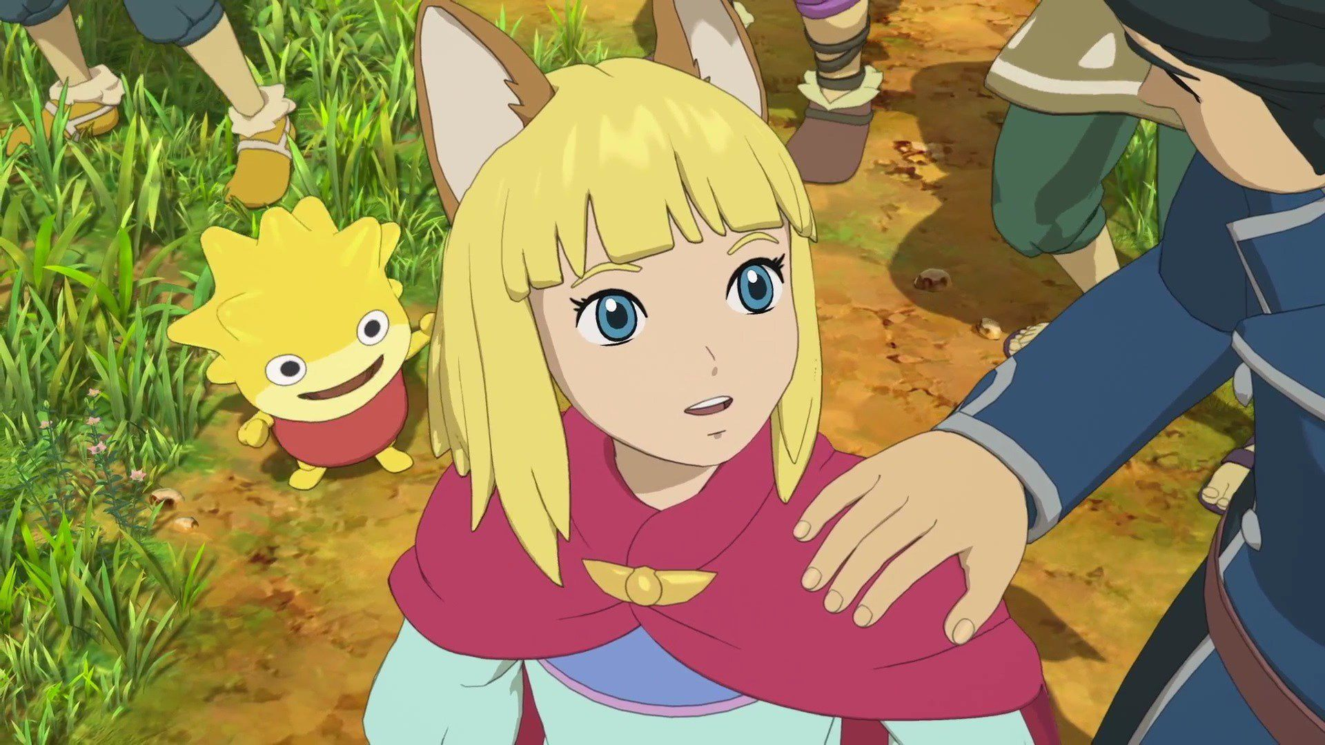 Ni No Kuni 2 Revenant Kingdom HD Wallpaper