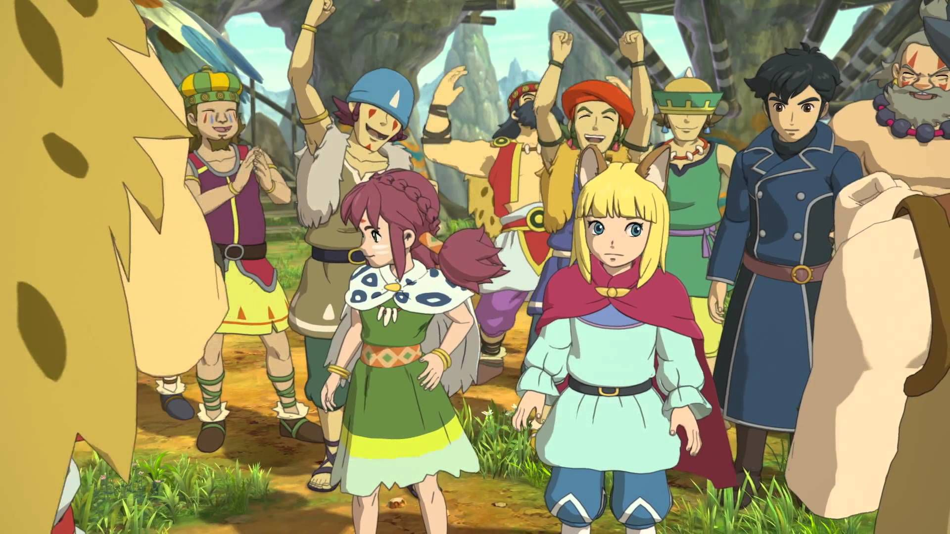 Ni No Kuni 2 Revenant Kingdom High Definition Wallpapers