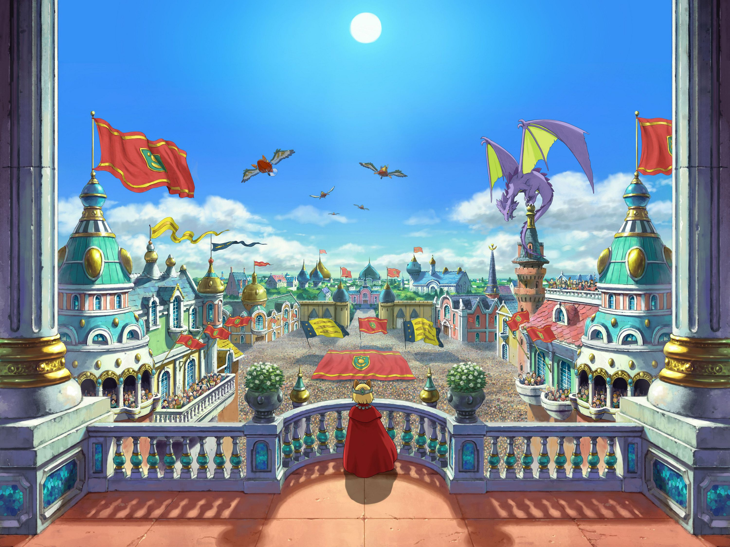 Ni No Kuni 2 Revenant Kingdom High Quality Wallpapers