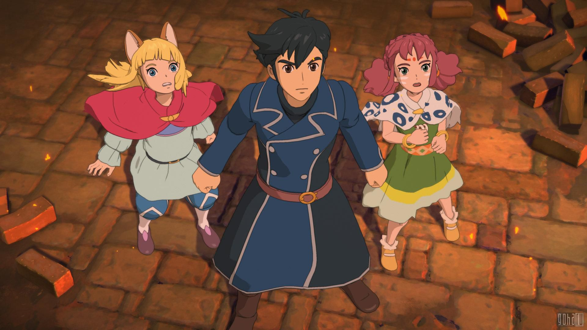Ni No Kuni 2 Revenant Kingdom Wallpaper Pack