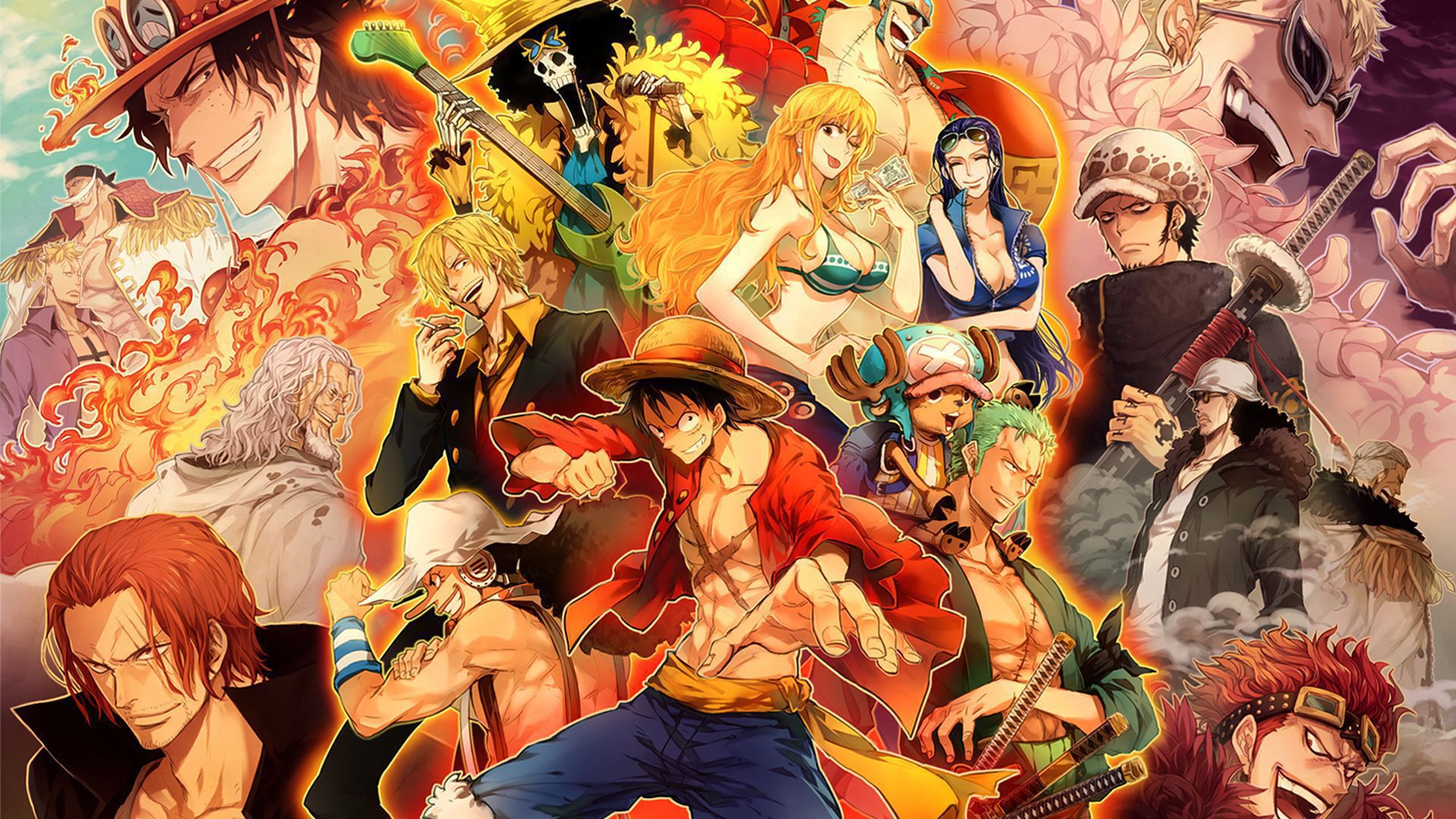 One Piece High Definition Wallpapers