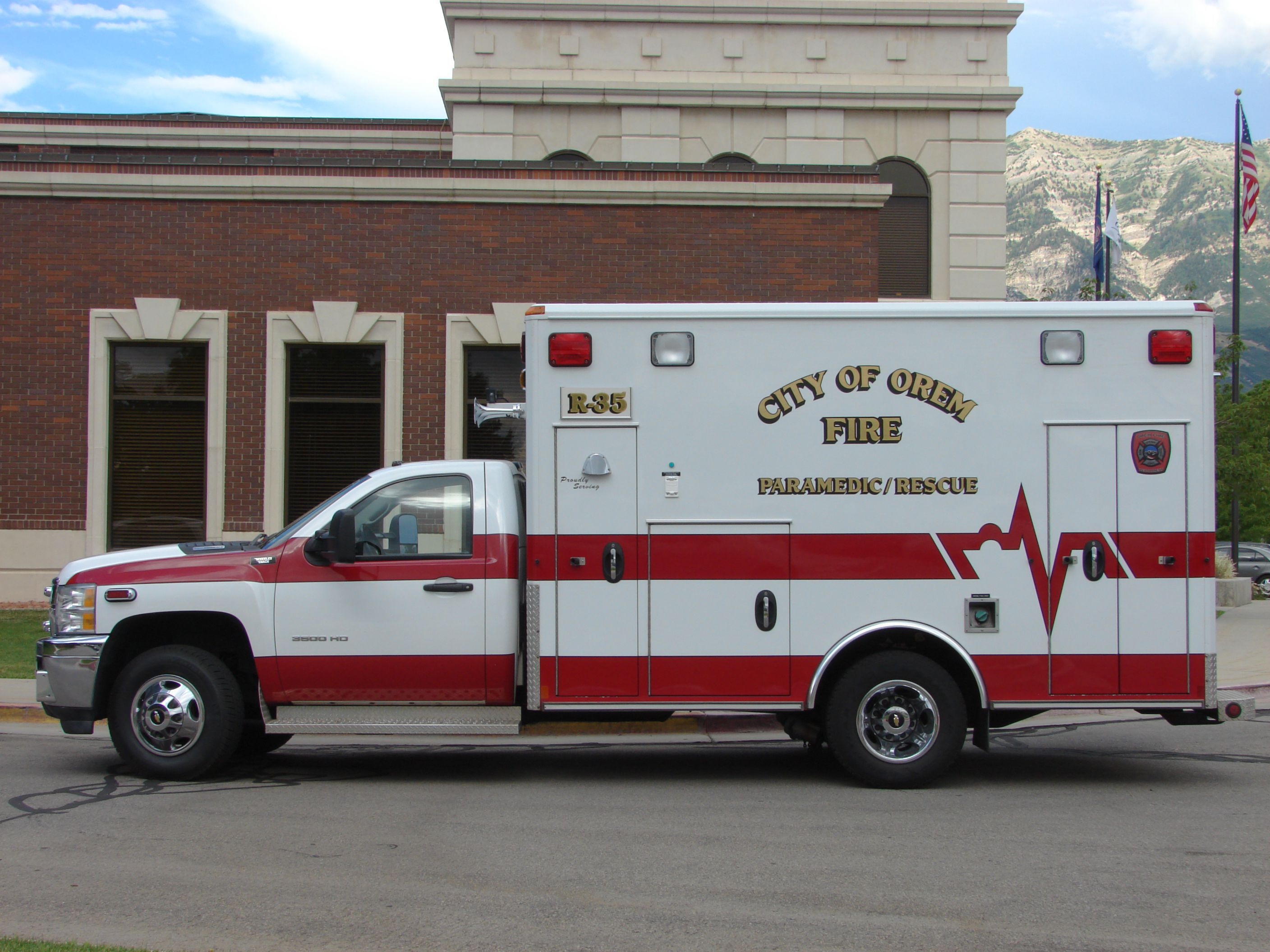 Orem City Ambulance