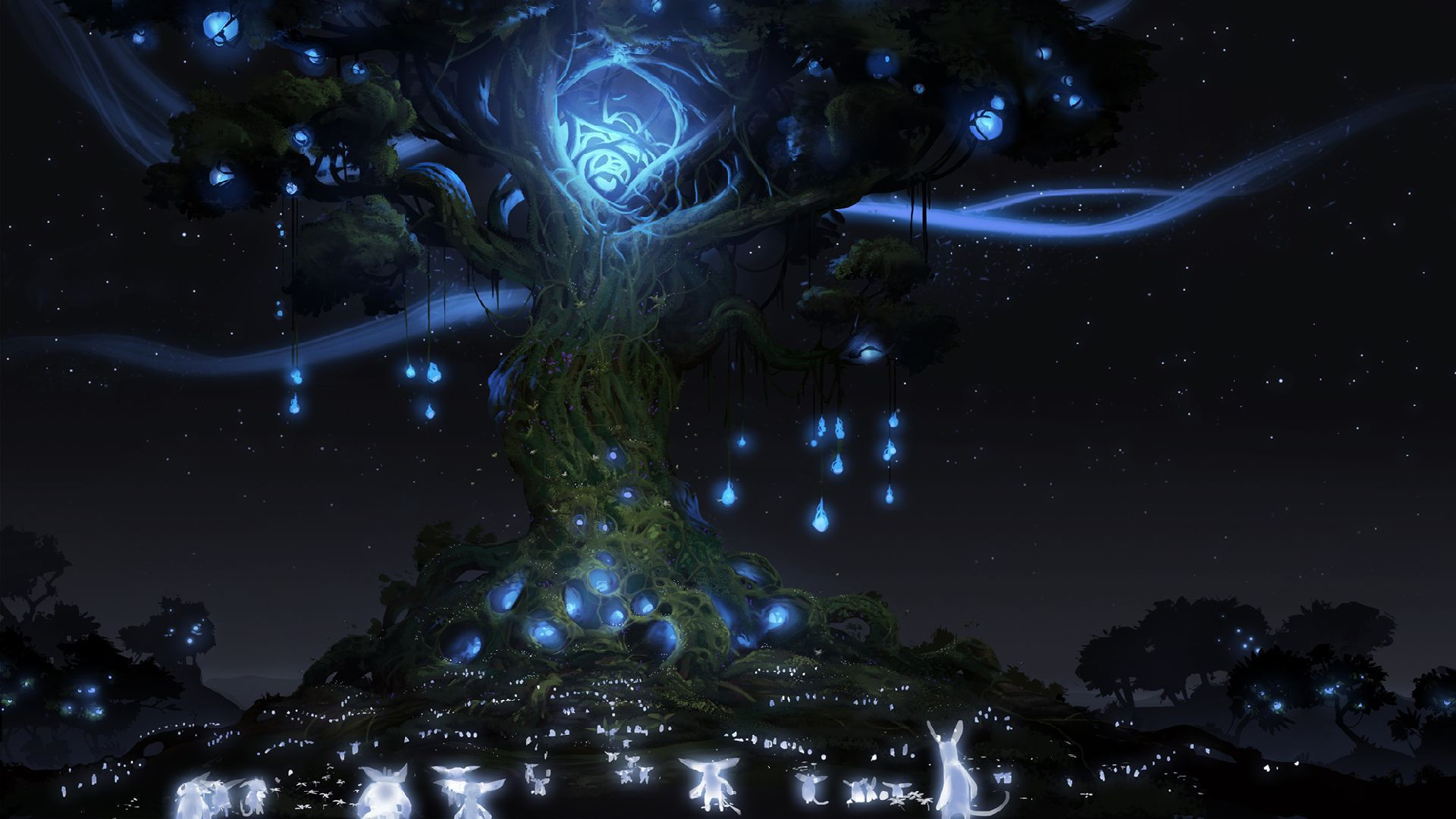 Ori And The Will Of The Wisps High Definition Wallpapers