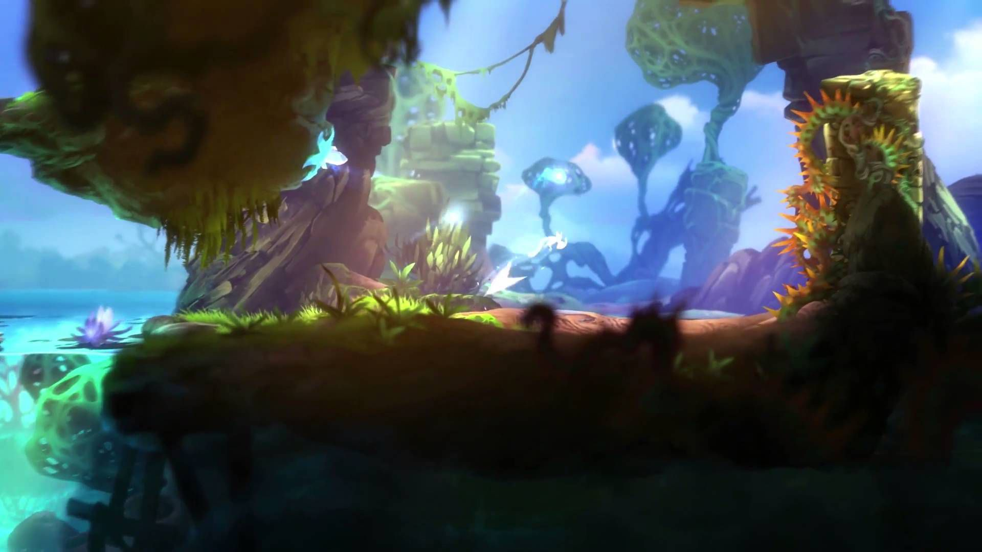 Ori And The Will Of The Wisps Images