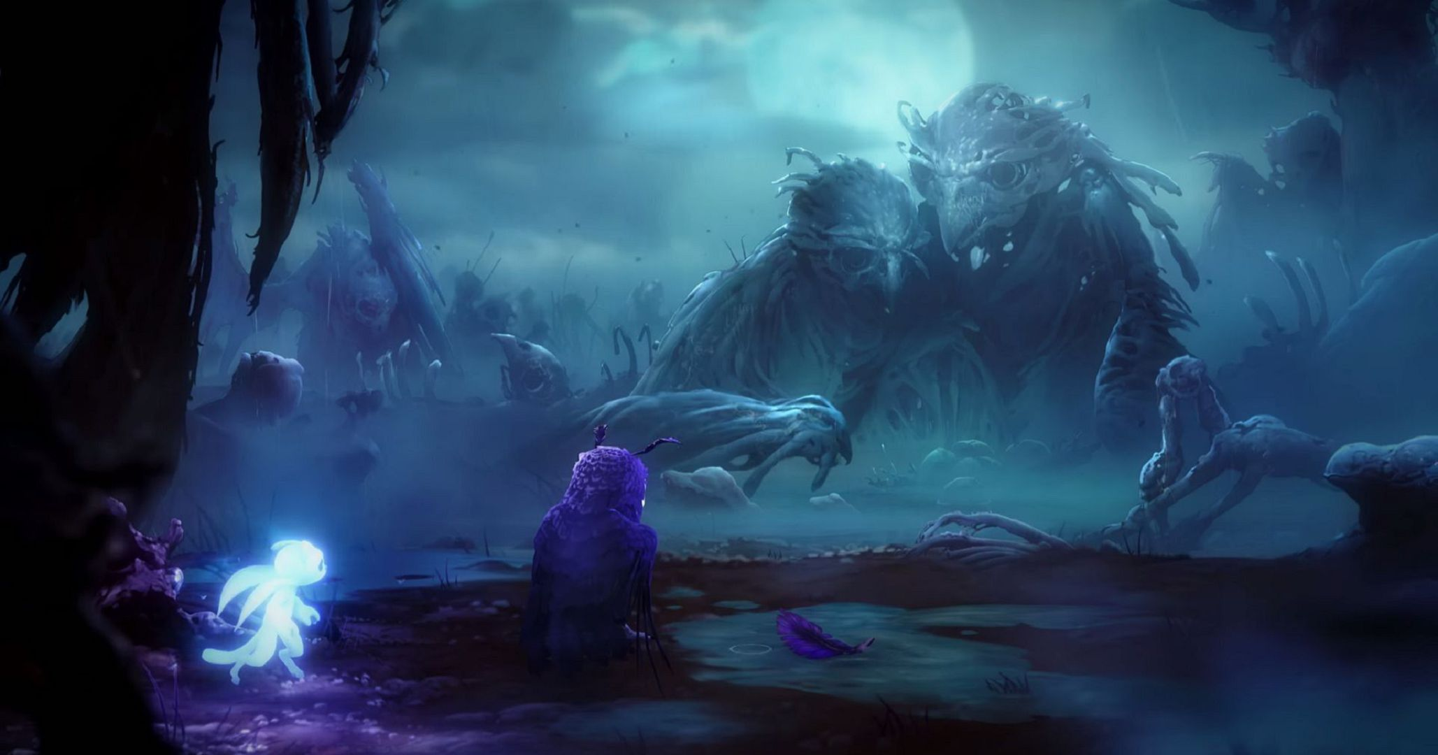 Ori And The Will Of The Wisps Widescreen