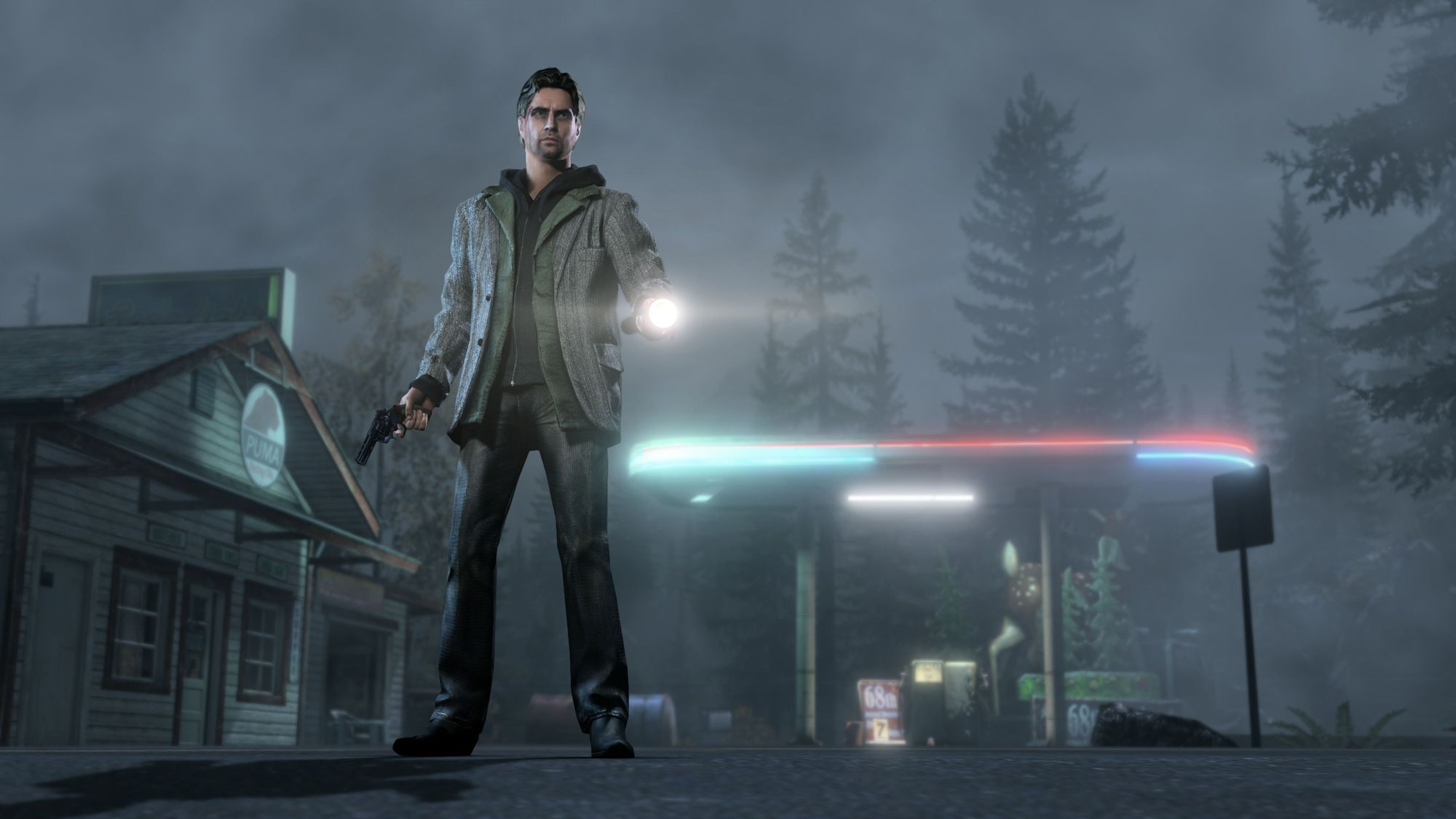 Picture Alan Wake