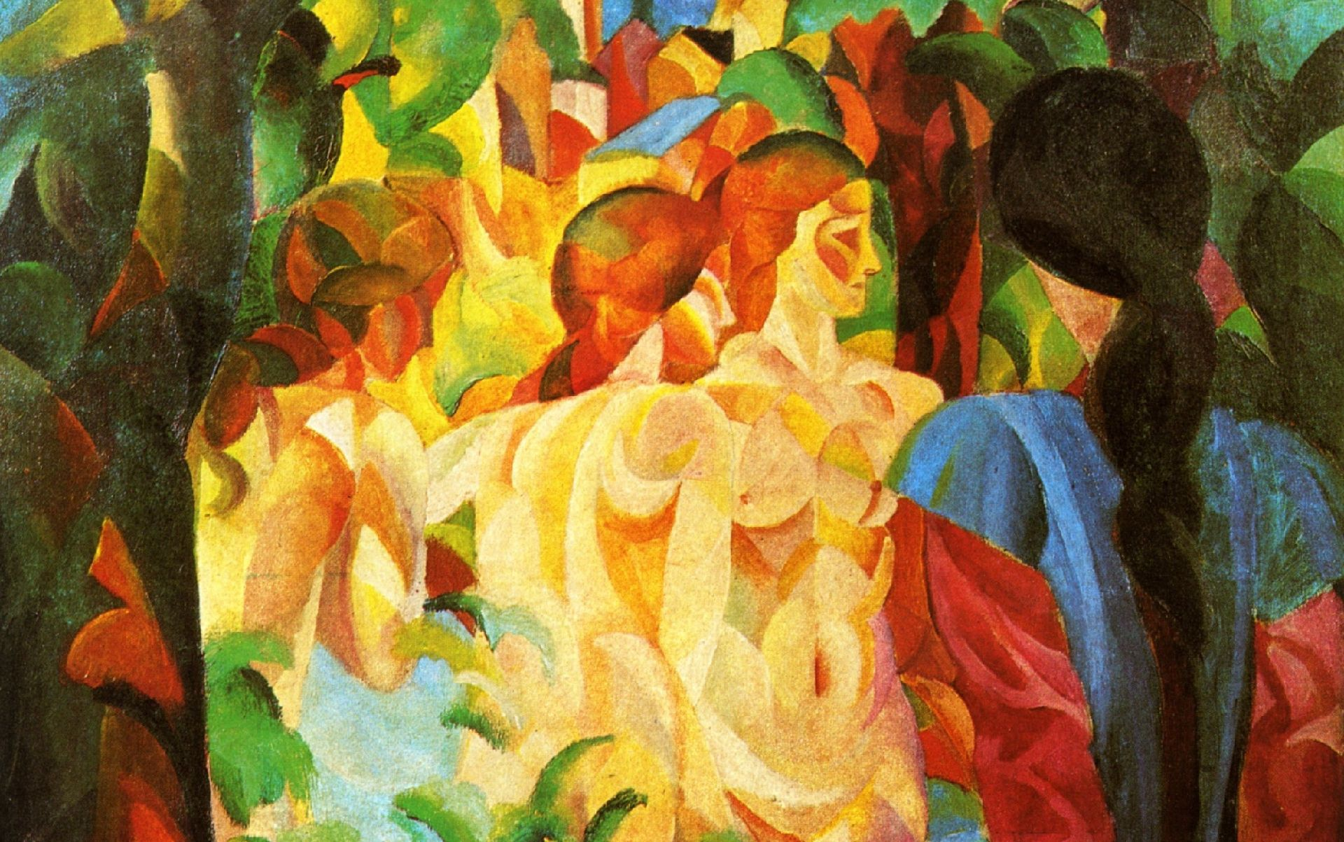 Picture August Macke