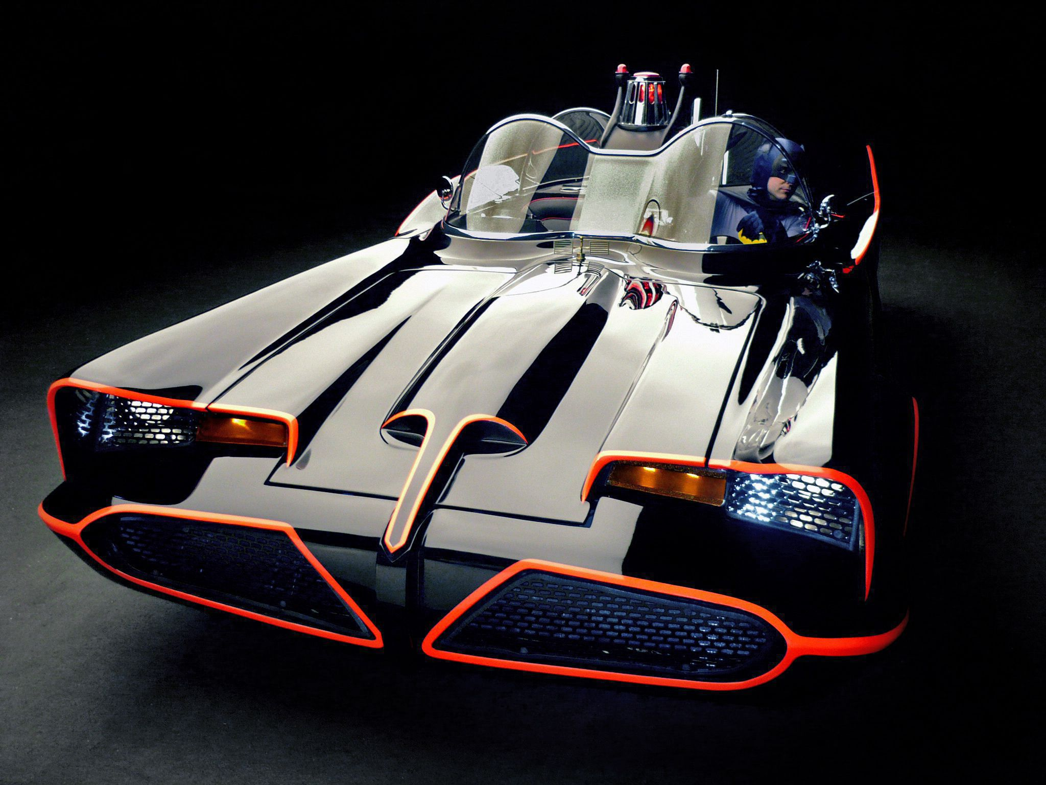 Picture Batmobile