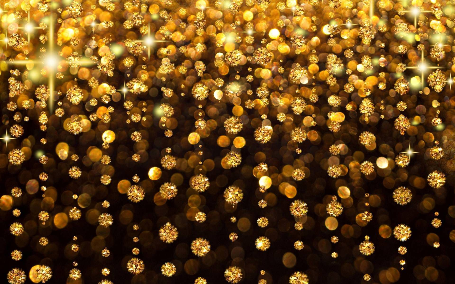 Picture Black And Gold Wallpaper