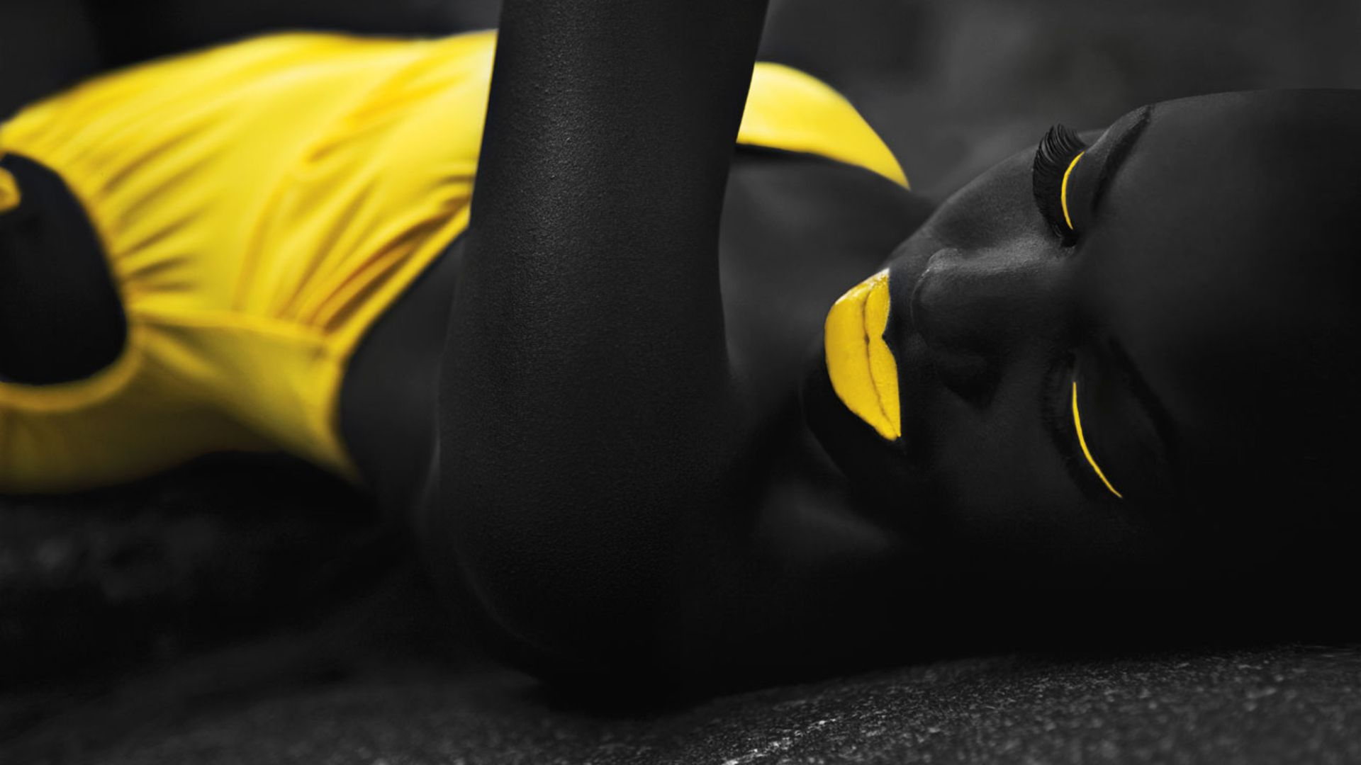 Picture Black And Yellow