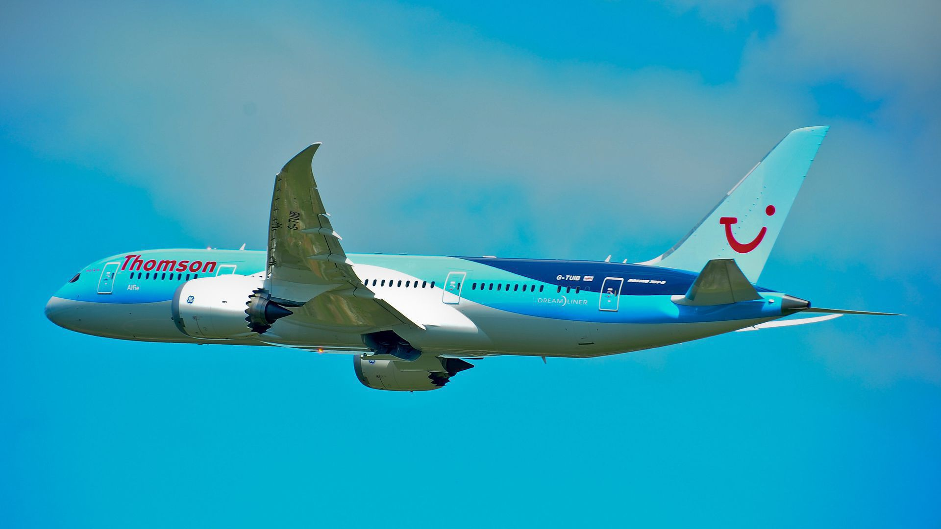 Picture Boeing 787