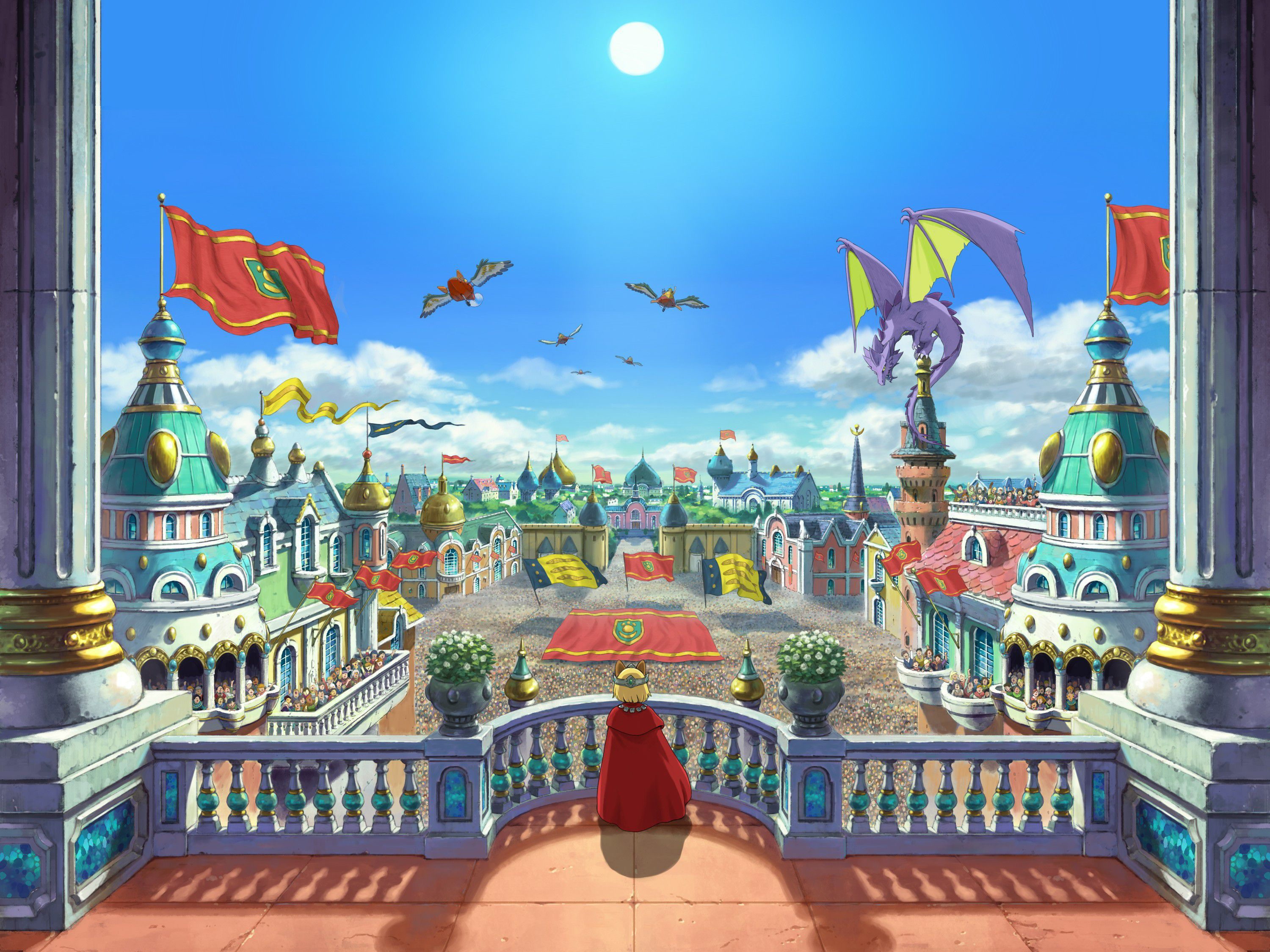 Picture Ni No Kuni 2 Revenant Kingdom