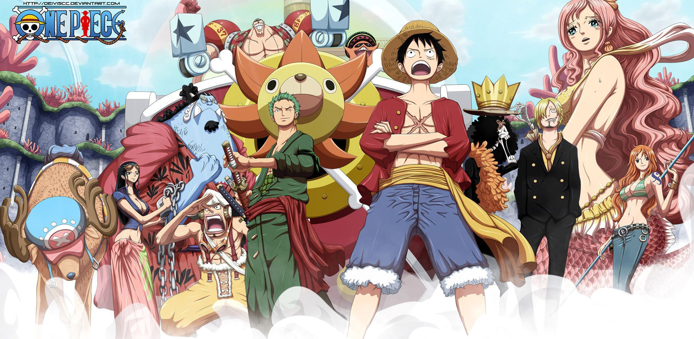 Picture One Piece