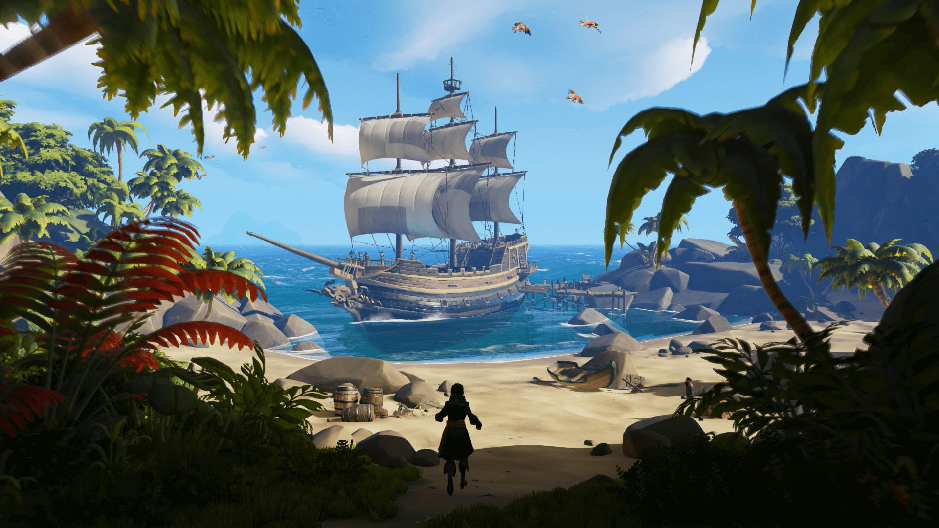 Picture Sea Of Thieves