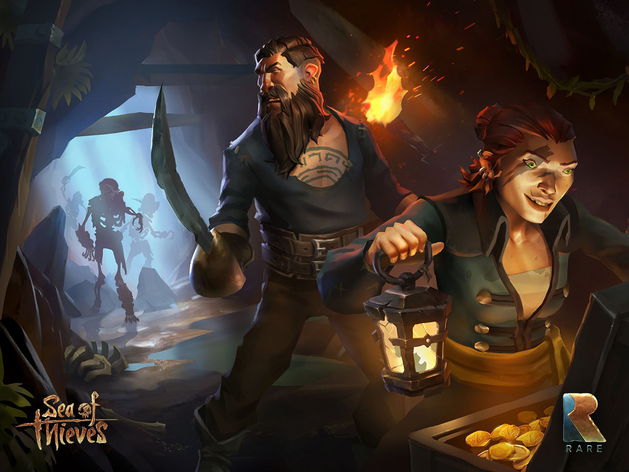 Sea Of Thieves HD Desktop