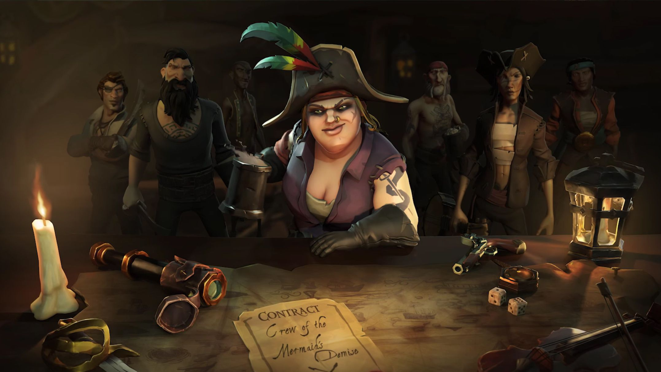 Sea Of Thieves Photos