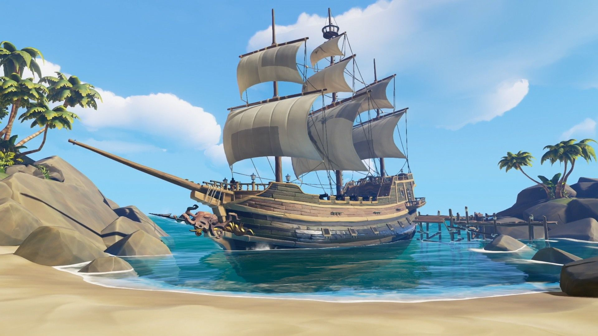 Sea Of Thieves Pictures