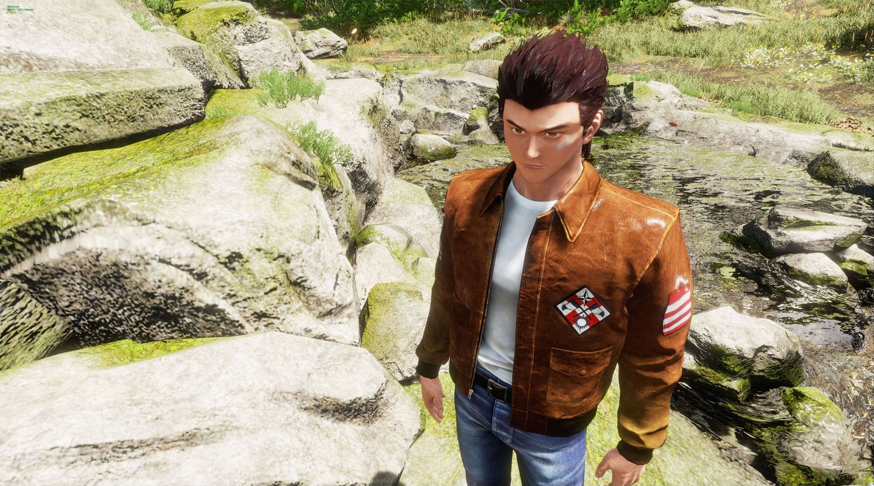 Shenmue 3 4K Wallpaper 1