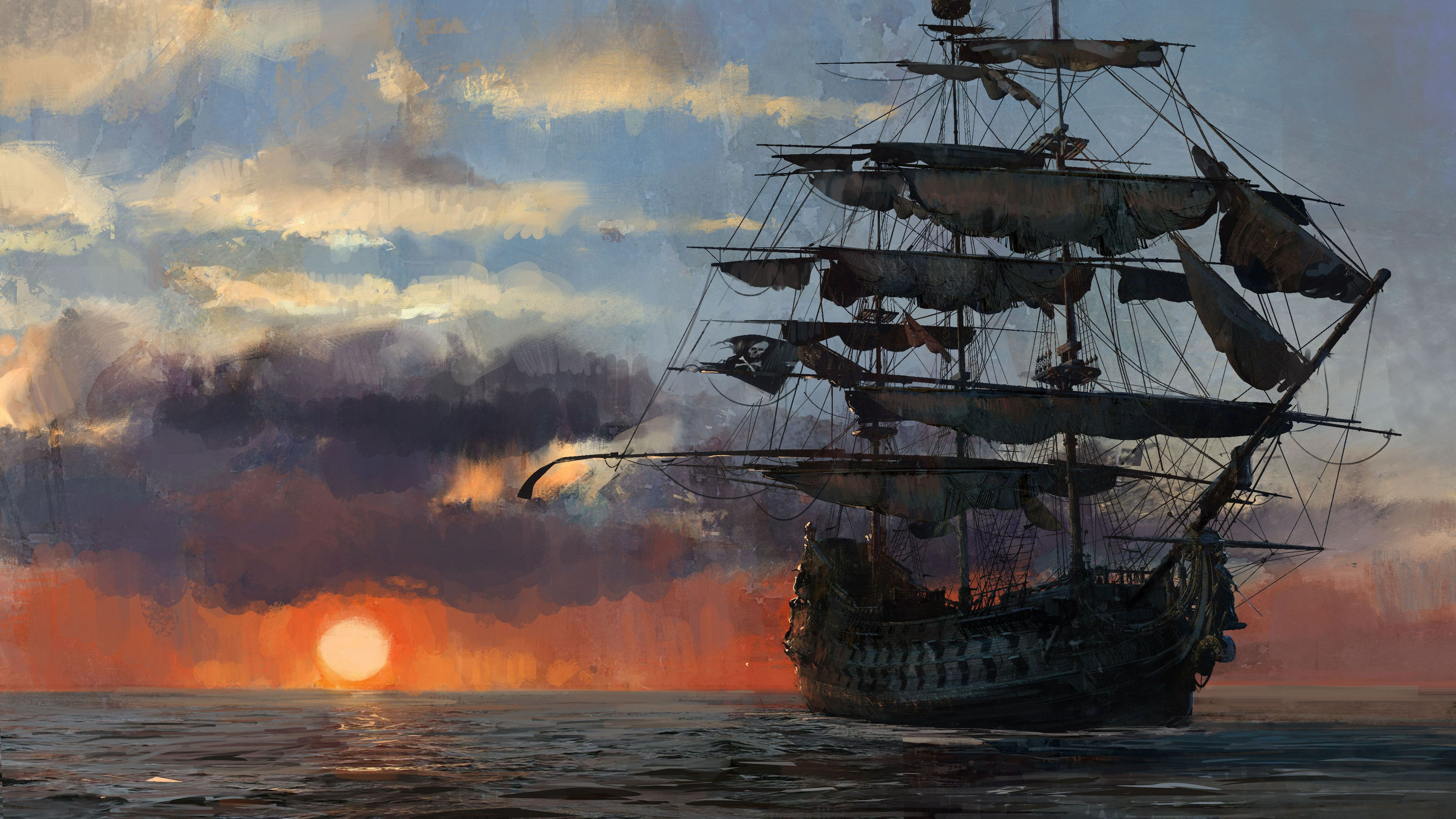 Skull And Bones Pictures