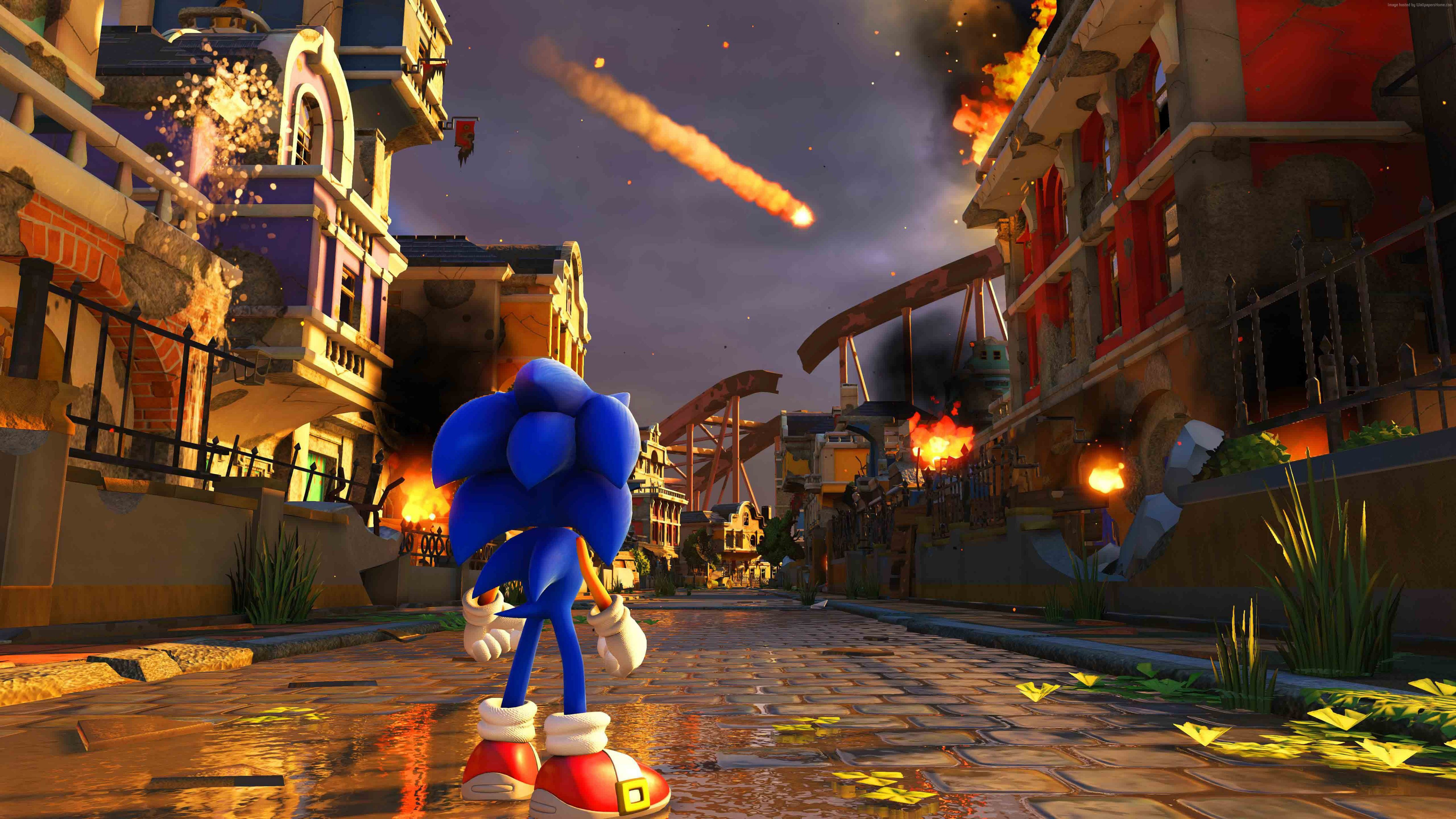 Sonic Forces Wallpaper Pack