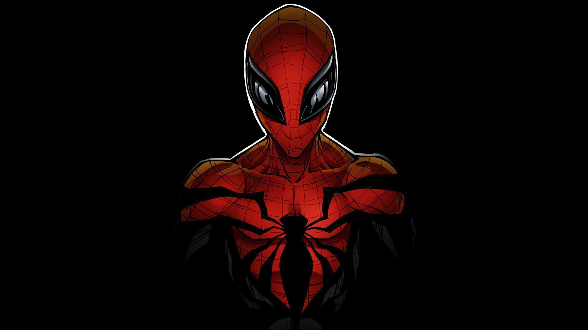 Spider Man HD Background