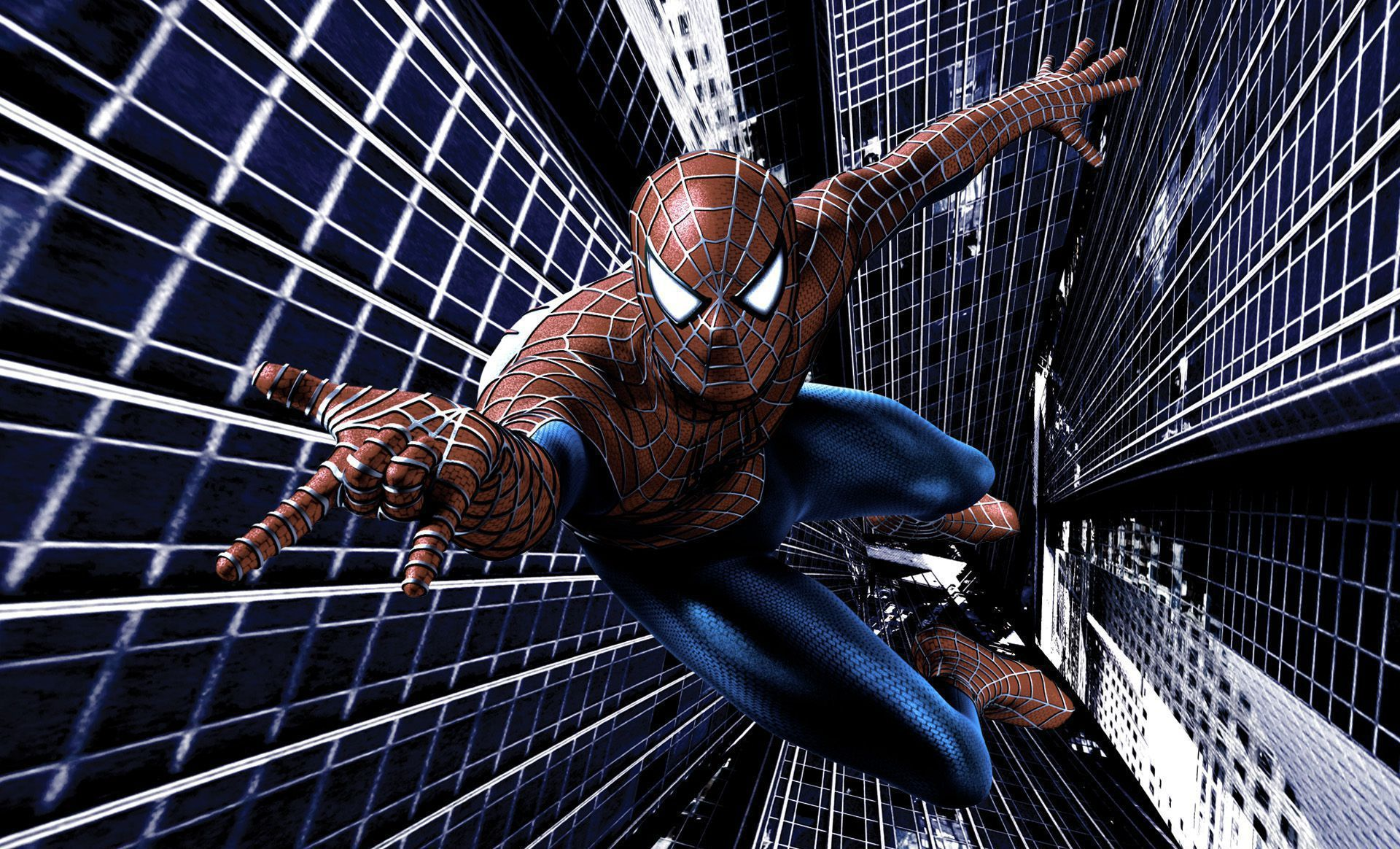 Spider Man Widescreen