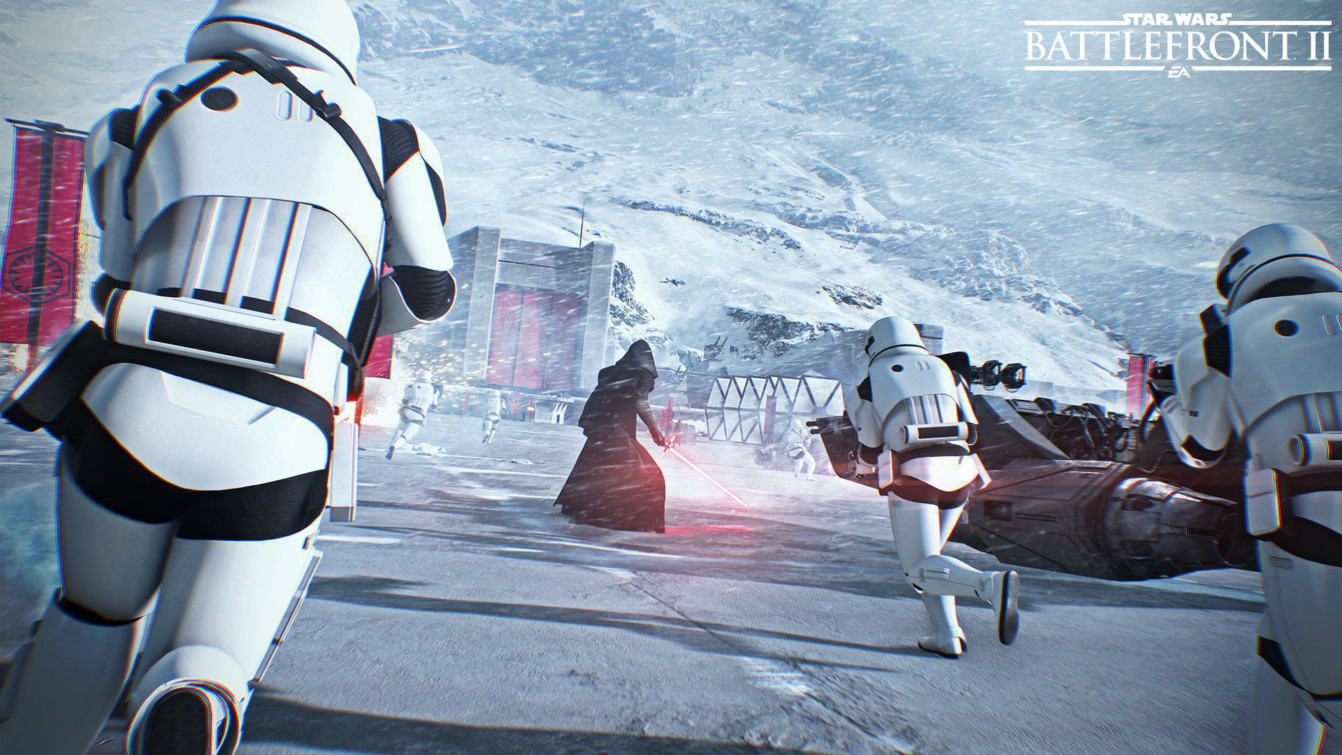 Star Wars Battlefront 2 Pictures