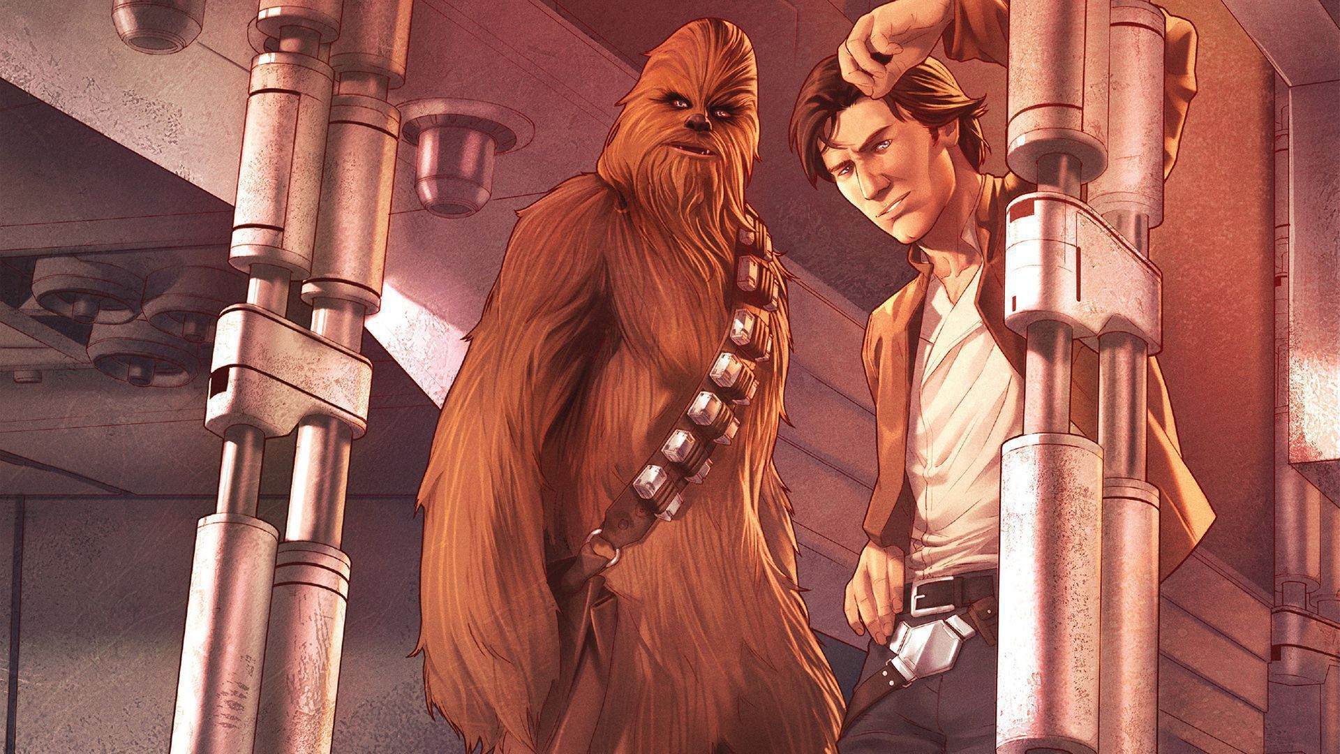 Star Wars Han Solo High Definition Wallpapers