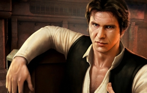 Star Wars Han Solo Wallpaper