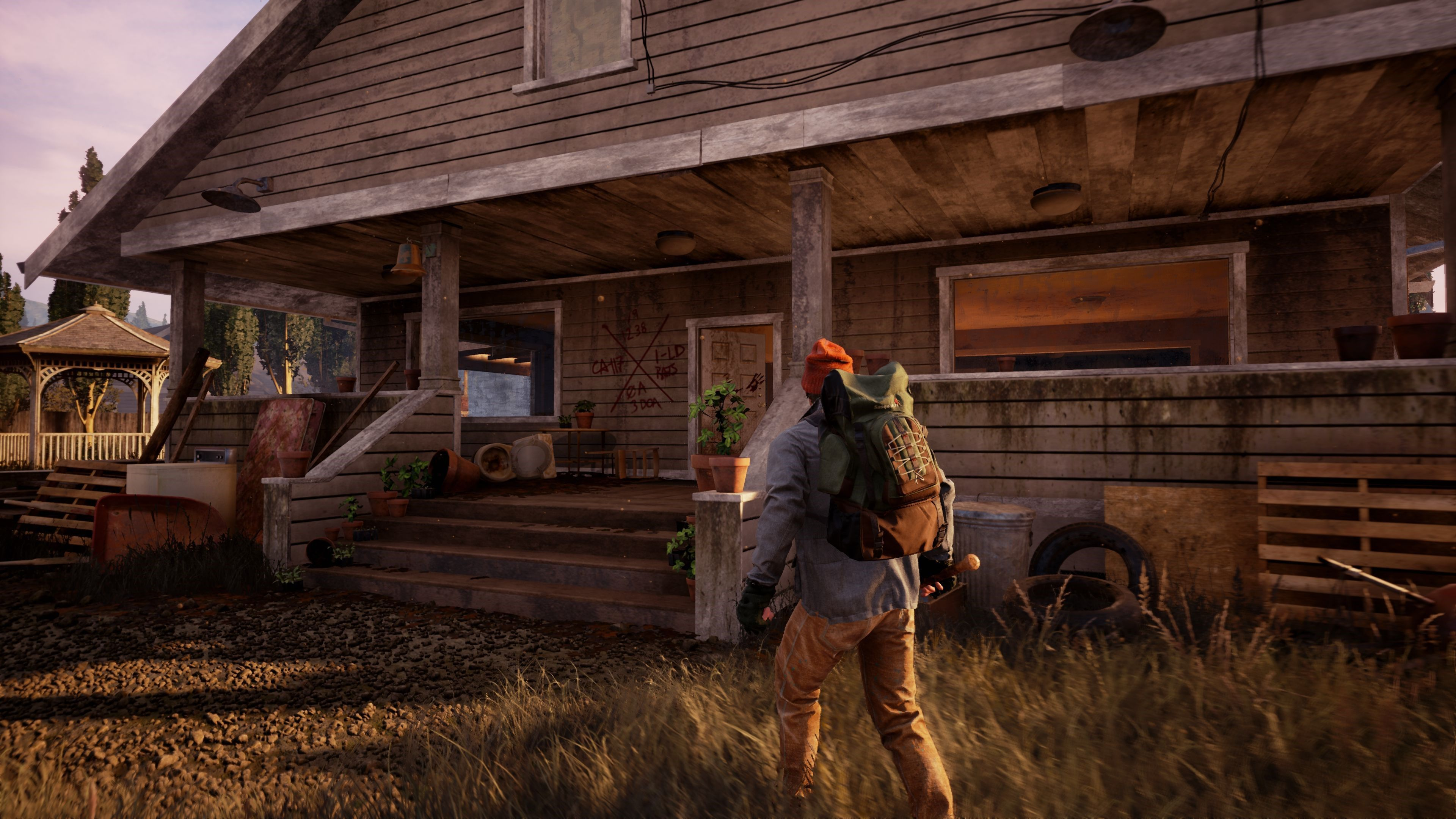 State Of Decay 2 House Exterior