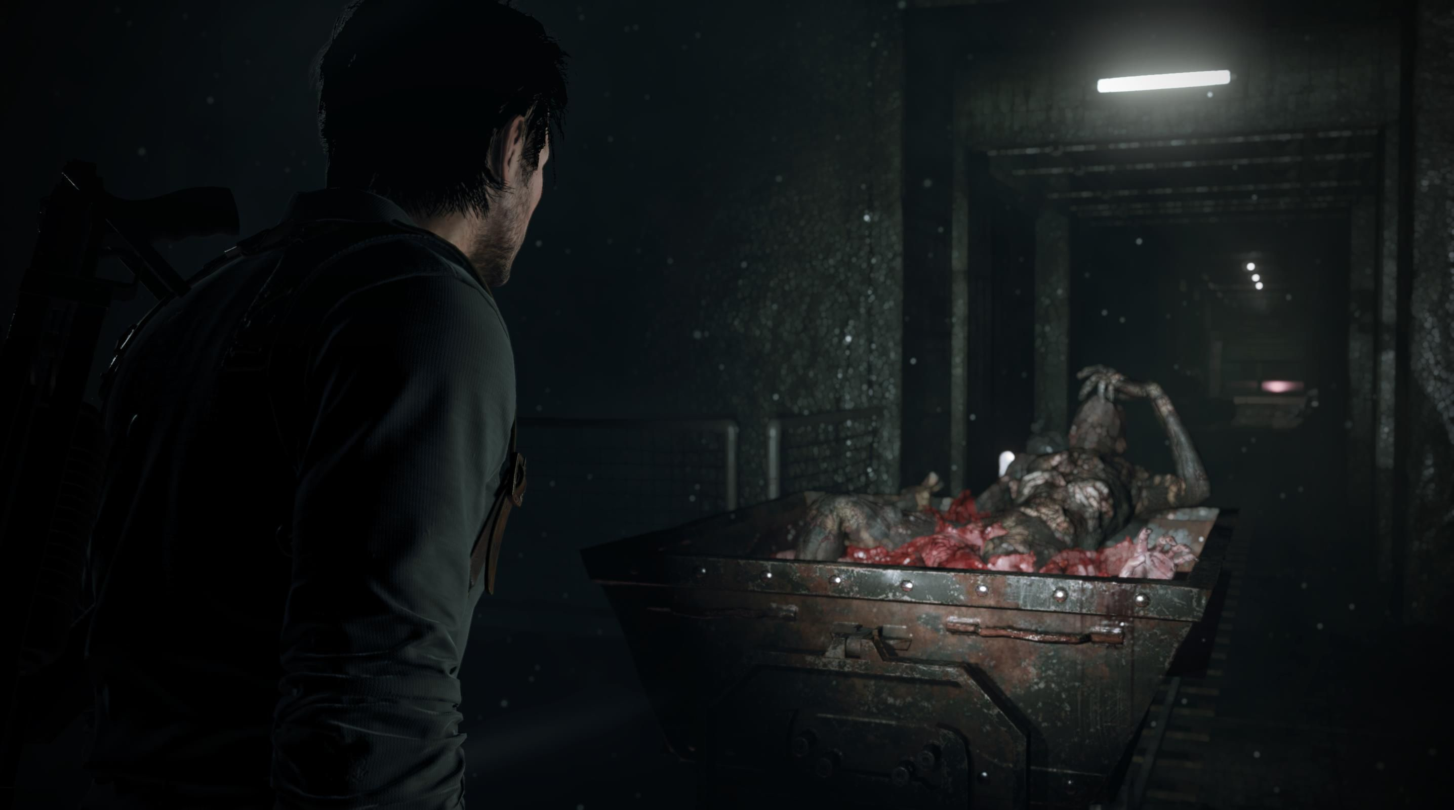 The Evil Within 2 HD Wallpaper
