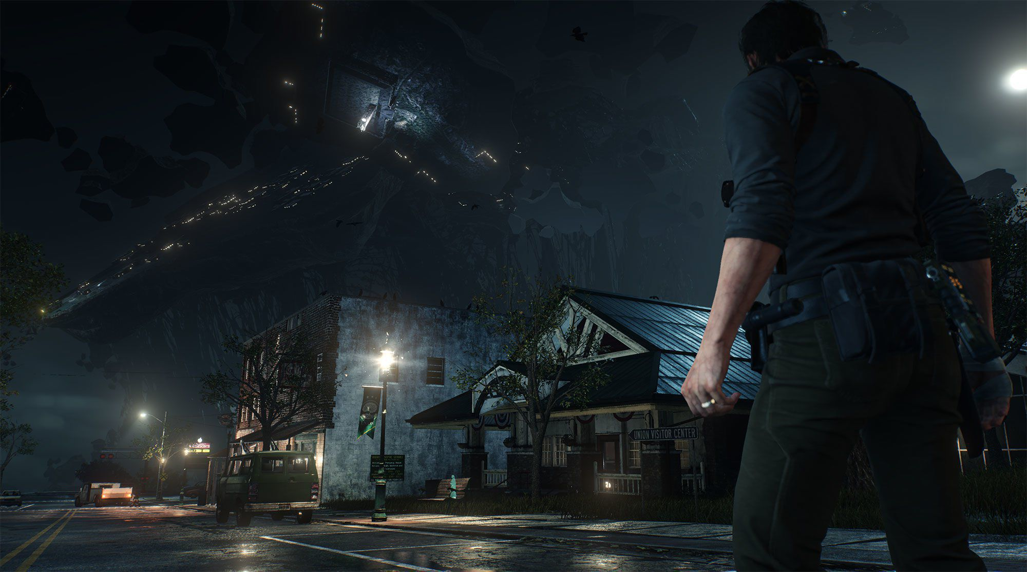 The Evil Within 2 High Definition Wallpapers