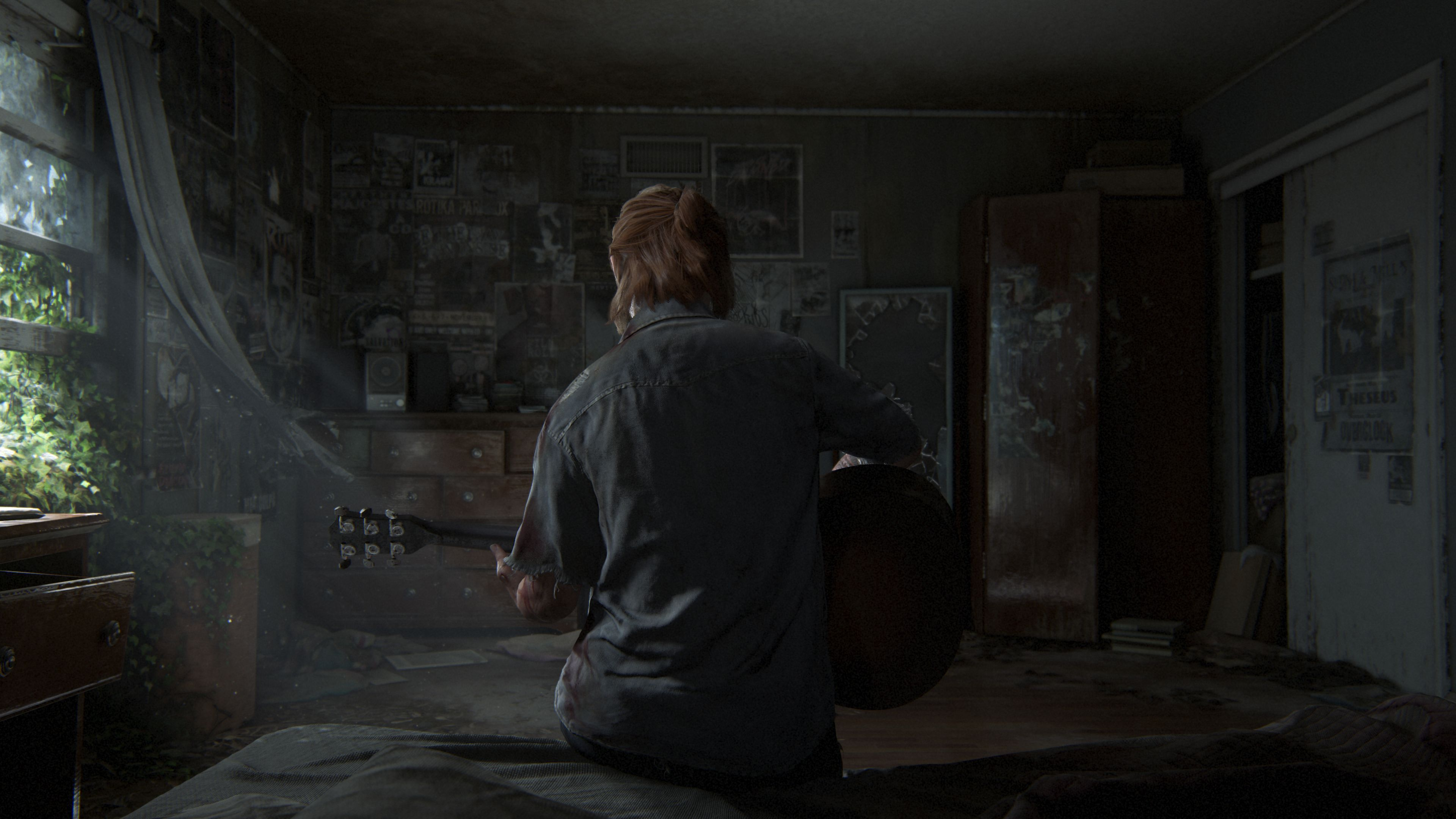 The Last Of Us Part 2 Gallery