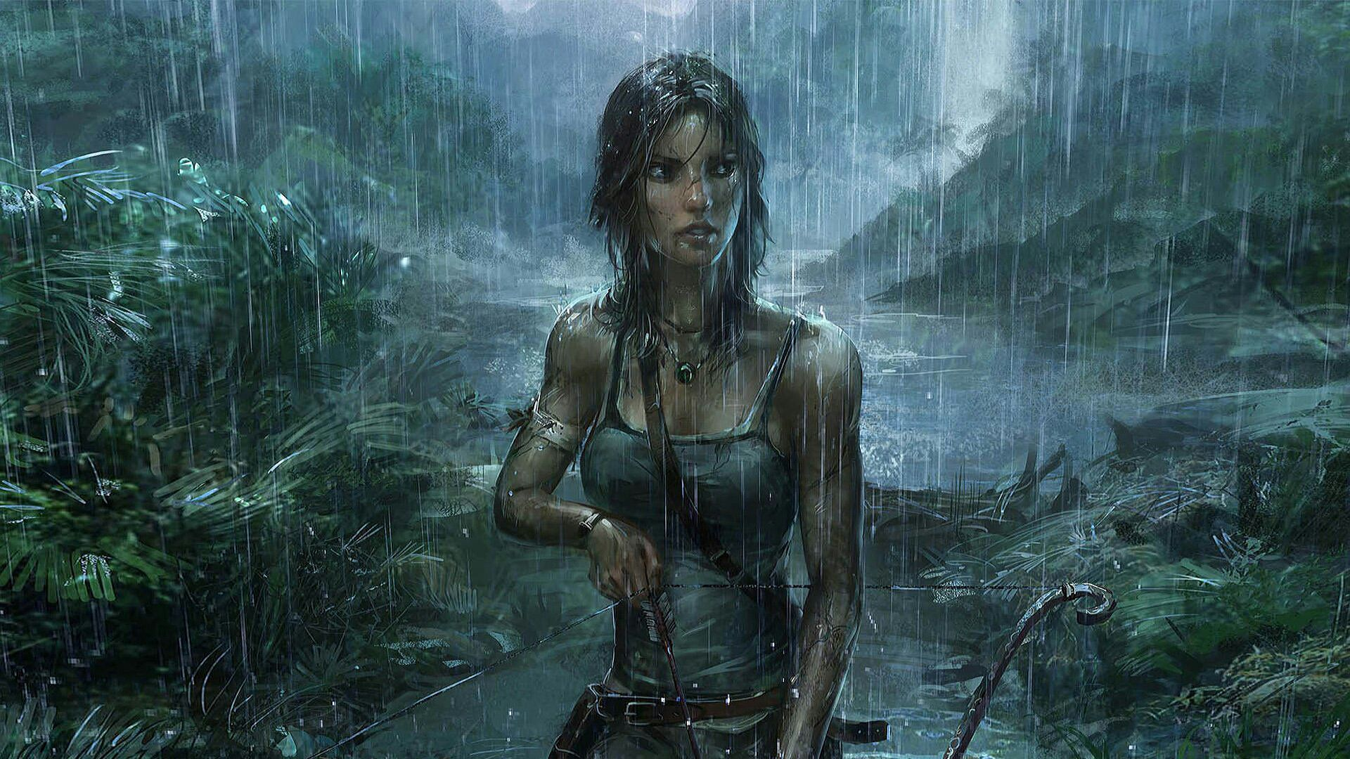 Tomb Raider Computer Backgrounds