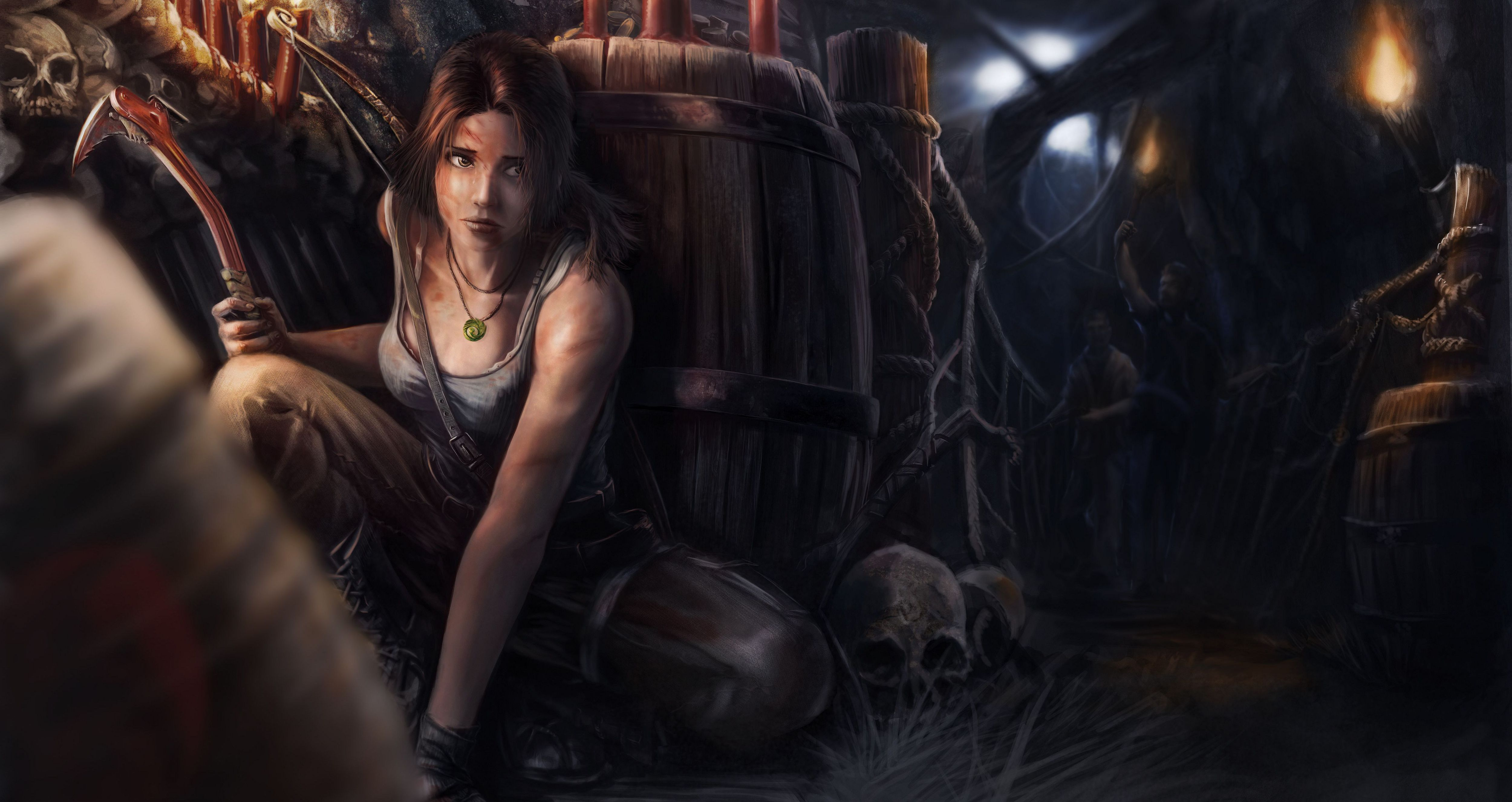 Tomb Raider High Definition Wallpapers